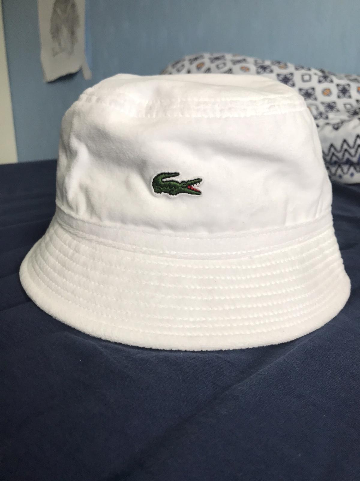 8eac2f912 Supreme x Lacoste bucket hat in 64430 Torshälla for SEK 900.00 for ...