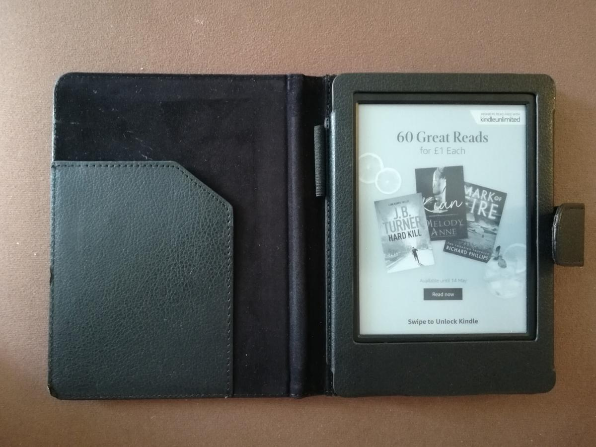 Kindle E-Reader - touchscreen - black in N3 Barnet for