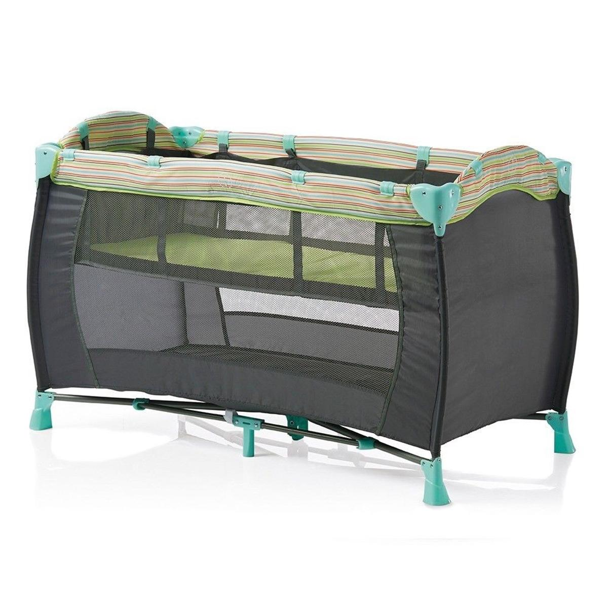 0d685a343 UNOPENED Zobo Woodland Friends Travel Cot in Sheffield for £30.00 ...