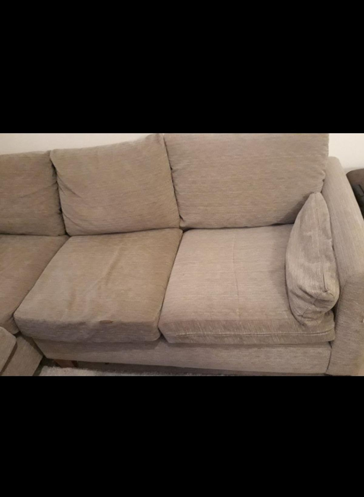 L Shaped 4 seater sofa for sale! in SW12 Wandsworth for ...