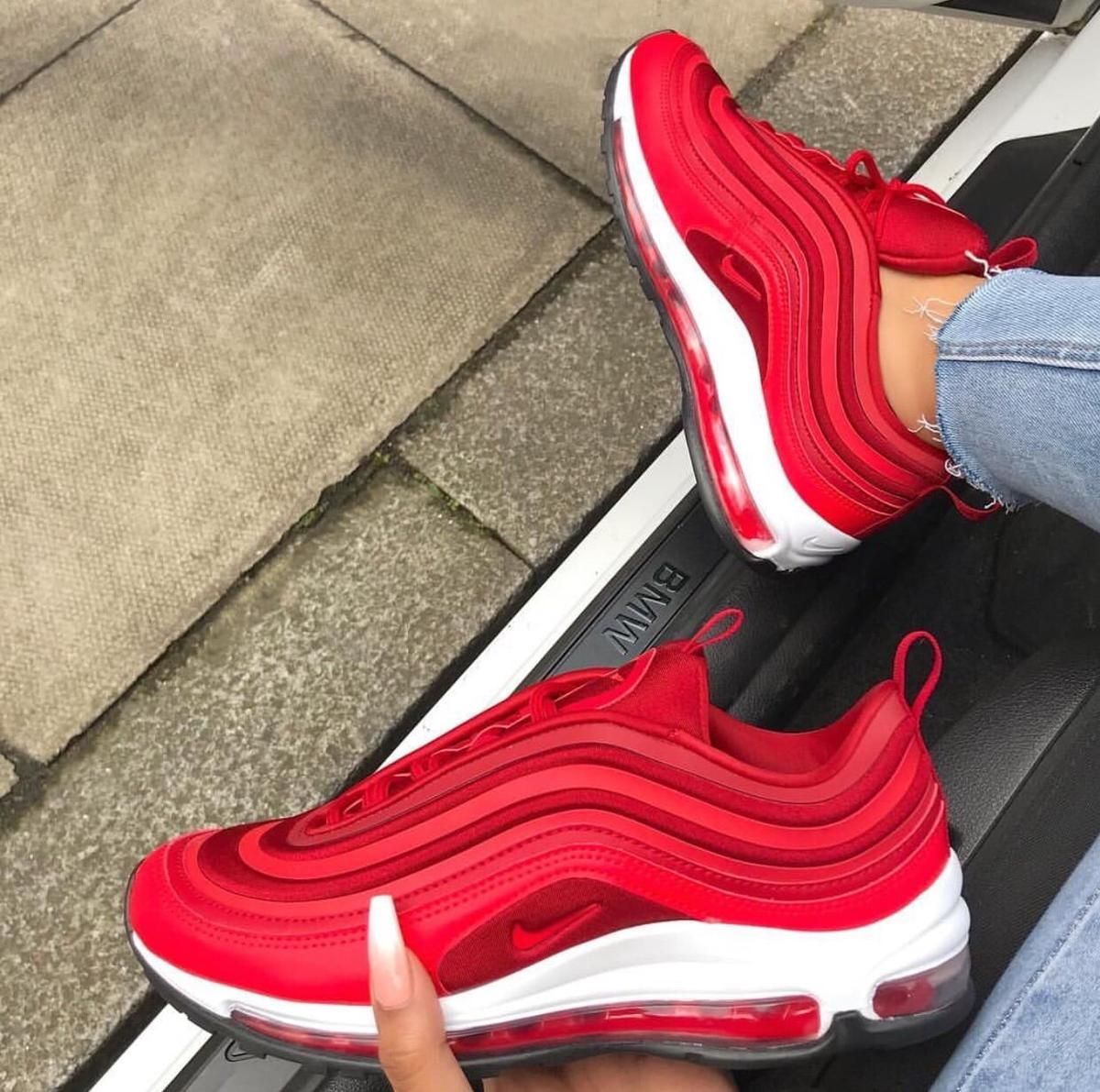 Nike Air Max 97 Ultra rot
