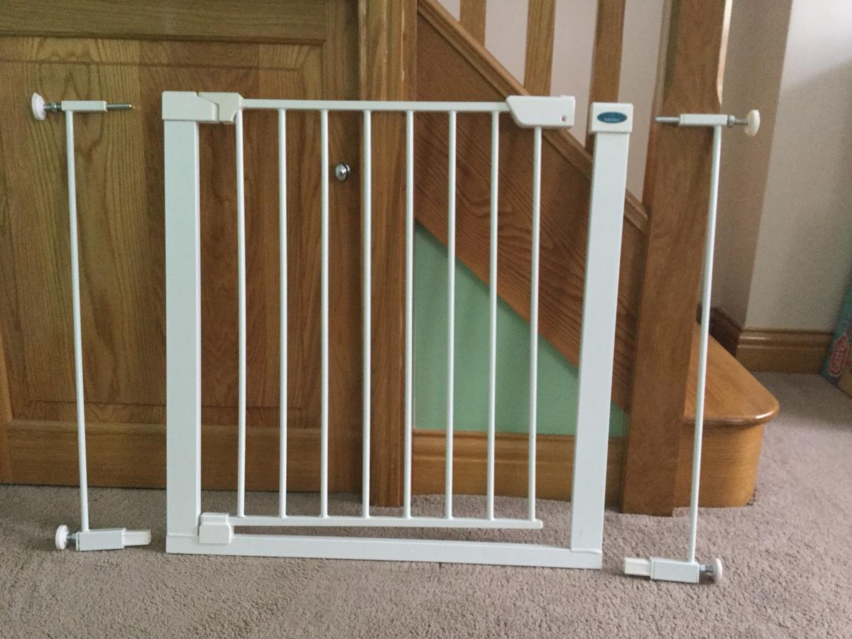 BabyStart Metal /& Wood Gate Extension.