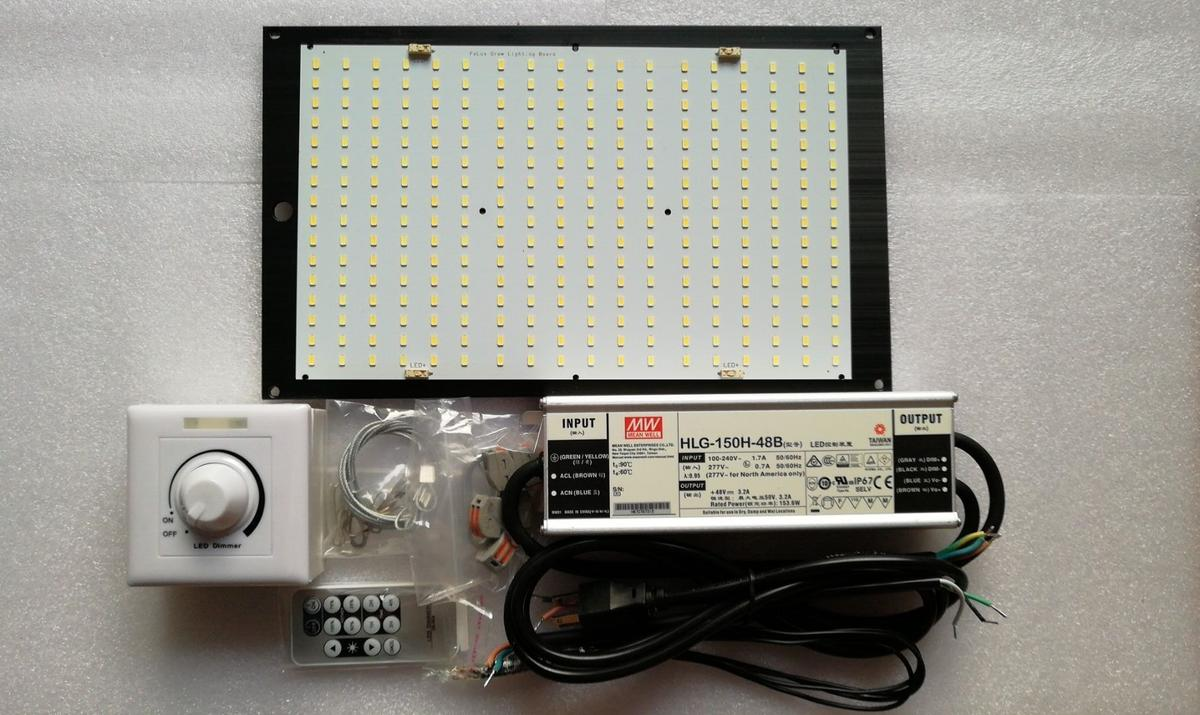 Quantum board led grow light-samsung lm561c in CH43 Wirral for