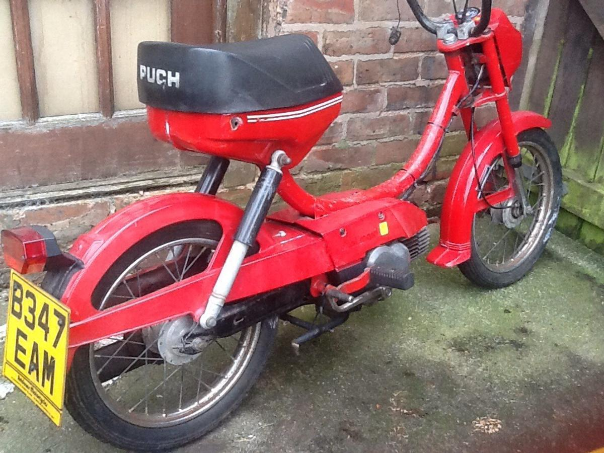 Puch moped in Salford for £250 00 for sale - Shpock
