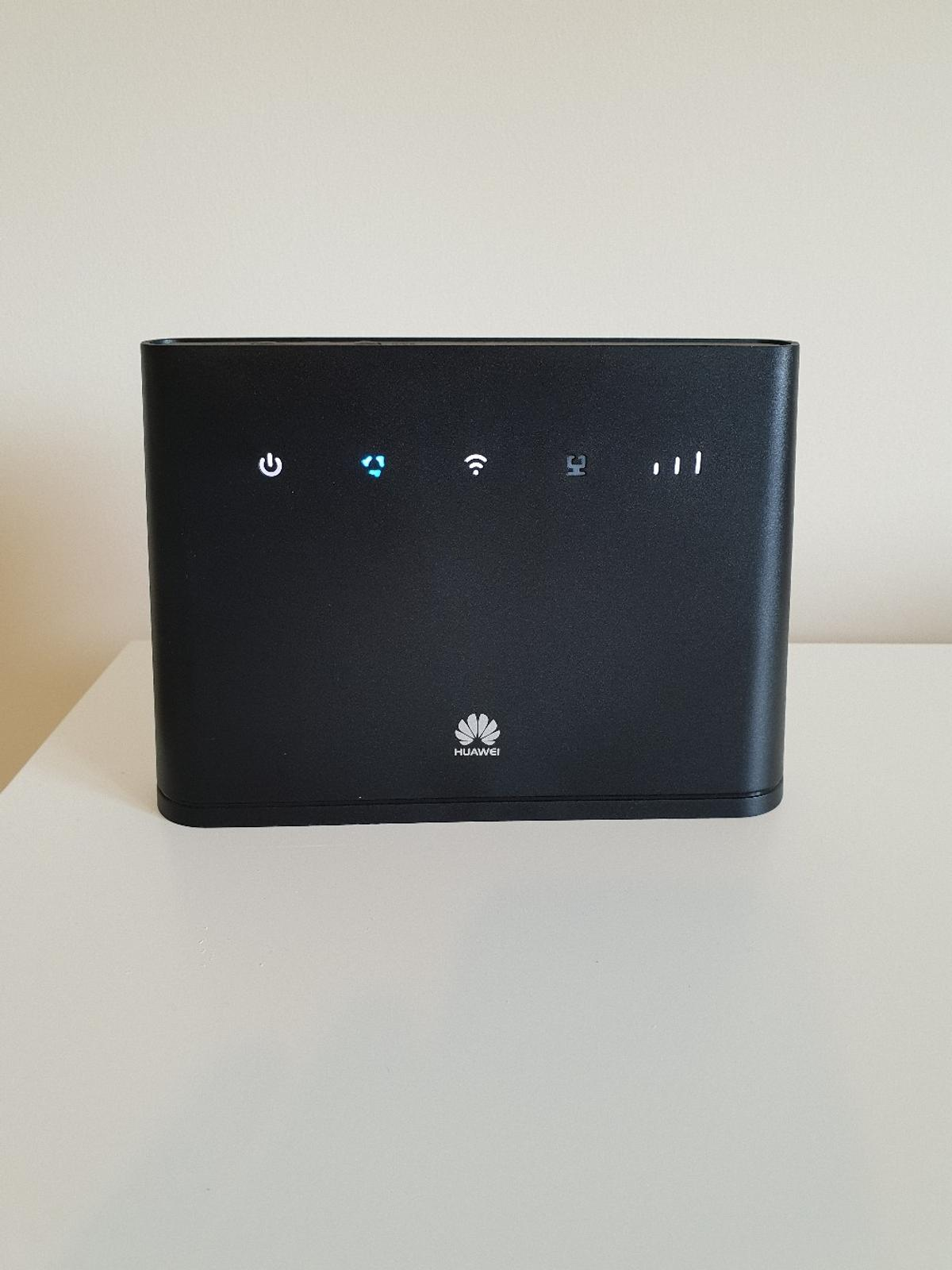 Huawei B310s LTE 4g wireless router Home-Fi in BS22 West Wick for