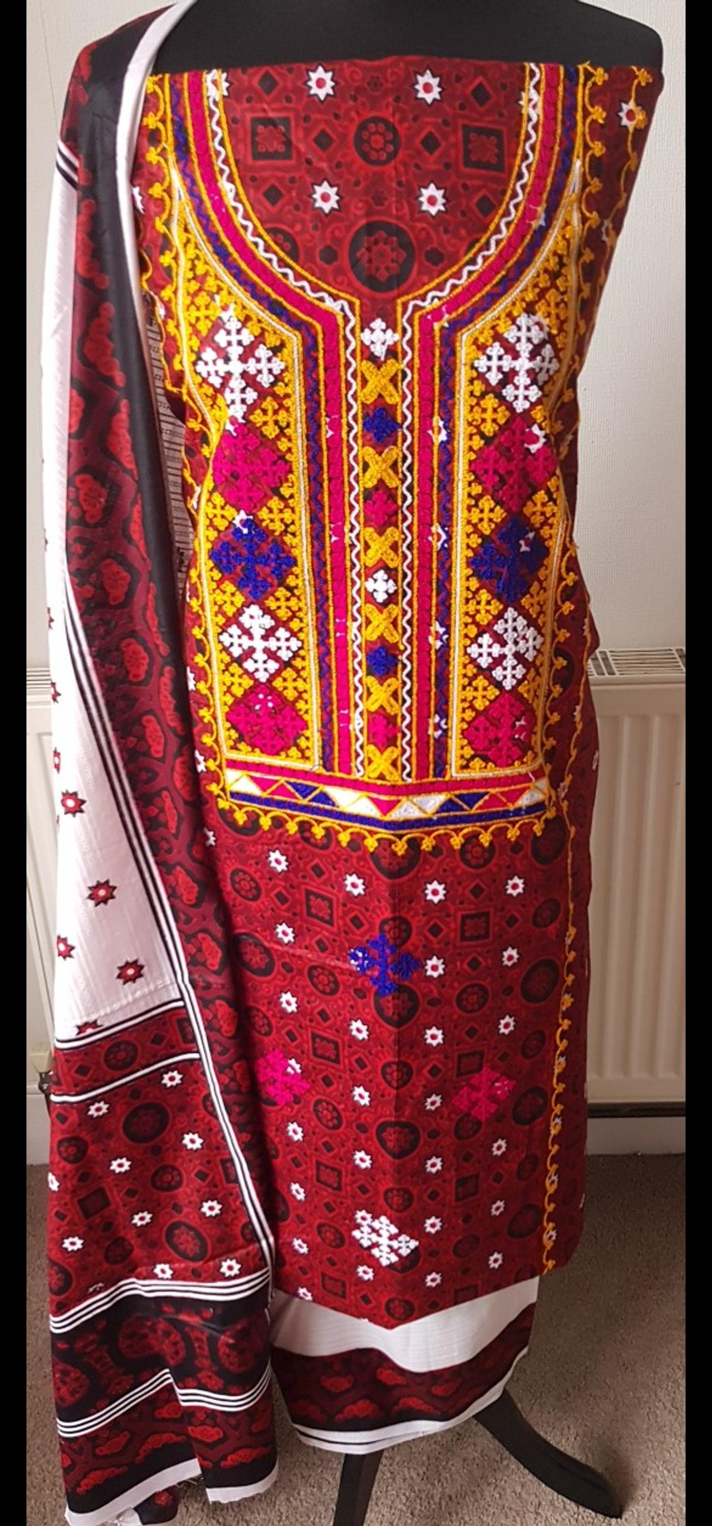 01f90cc74c Sindhi ajrak embroidered suits in B8 Birmingham for £16.50 for sale ...
