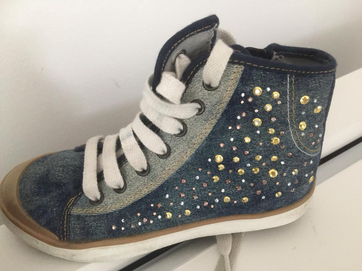 outlet store 63ab2 9f9f8 Geox glitzer schuhe 31 converse style