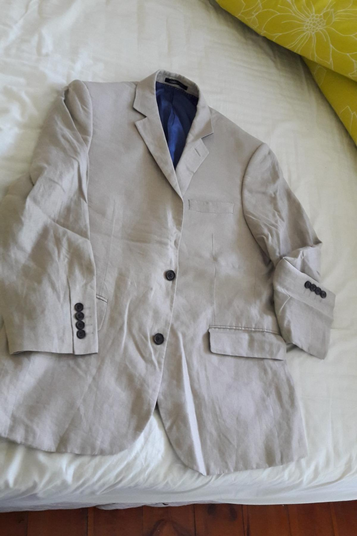Austin Reed Men S Pure Linen Jacket Size 42 In E4 London Borough Of Waltham Forest For 20 00 For Sale Shpock
