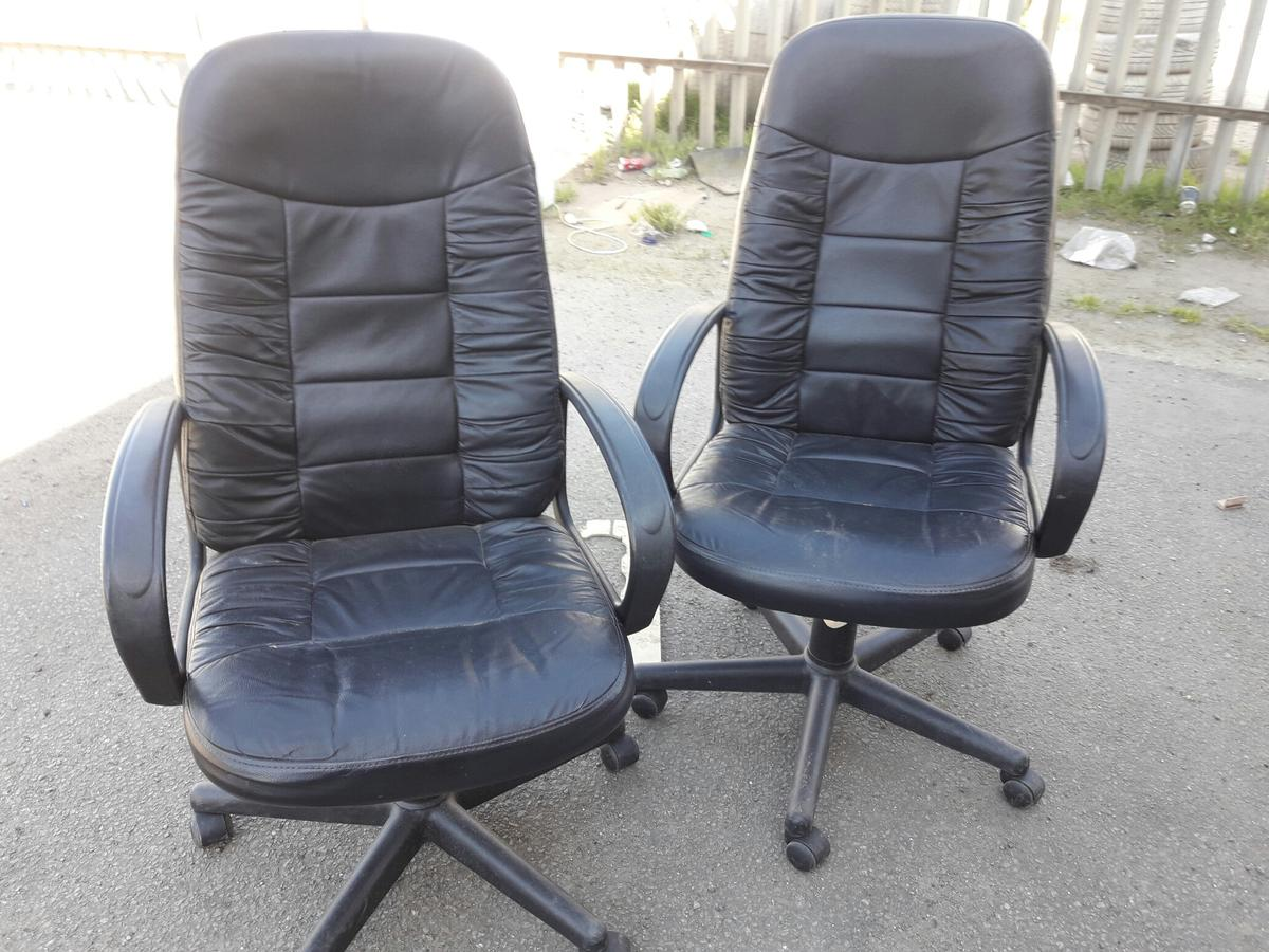 Office Leather Chairs For Sale Grab A Barga In Rm13 Havering Fur 10 00 Zum Verkauf Shpock At