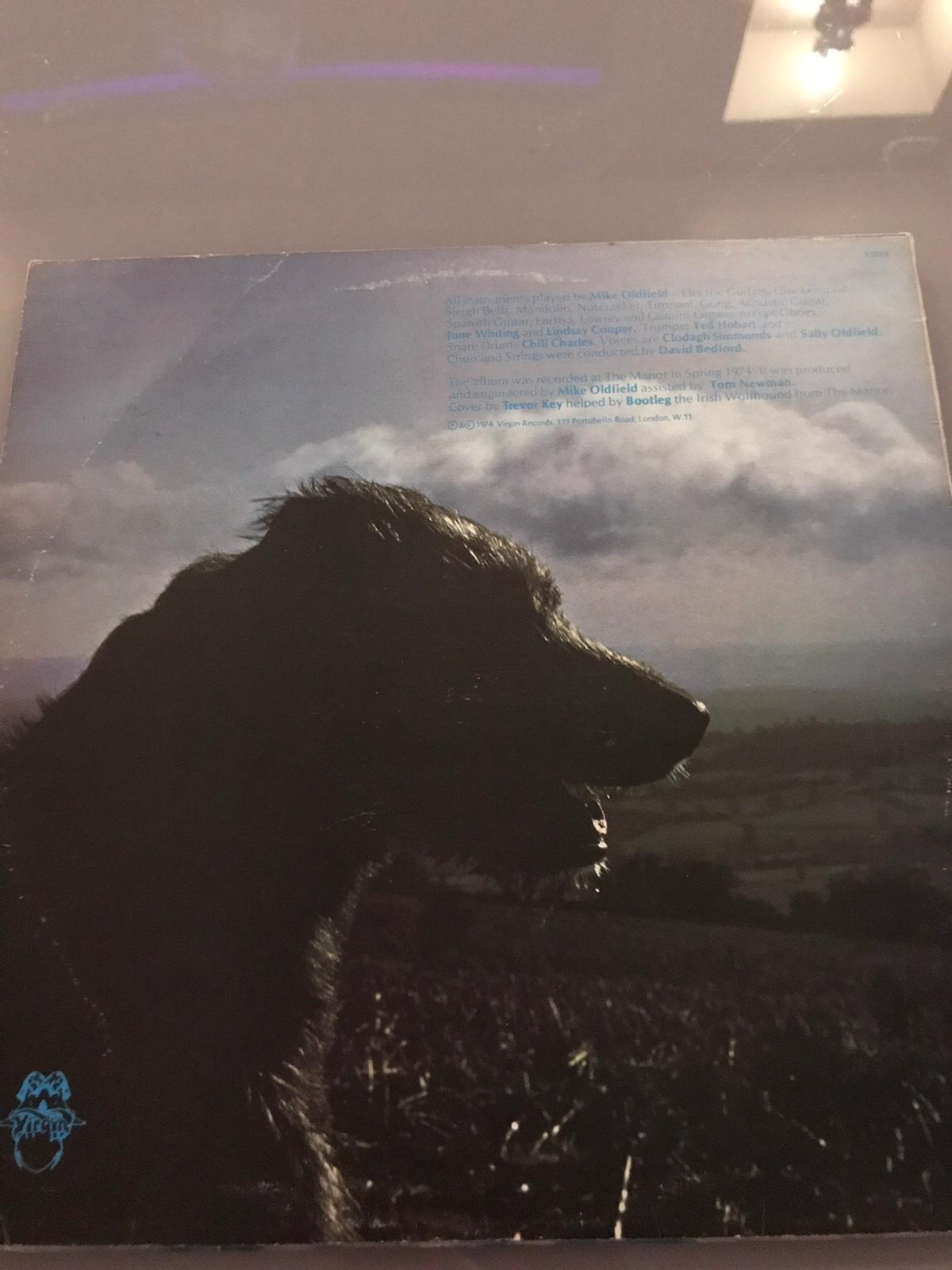 Mike Oldfield Vinyl Record LP
