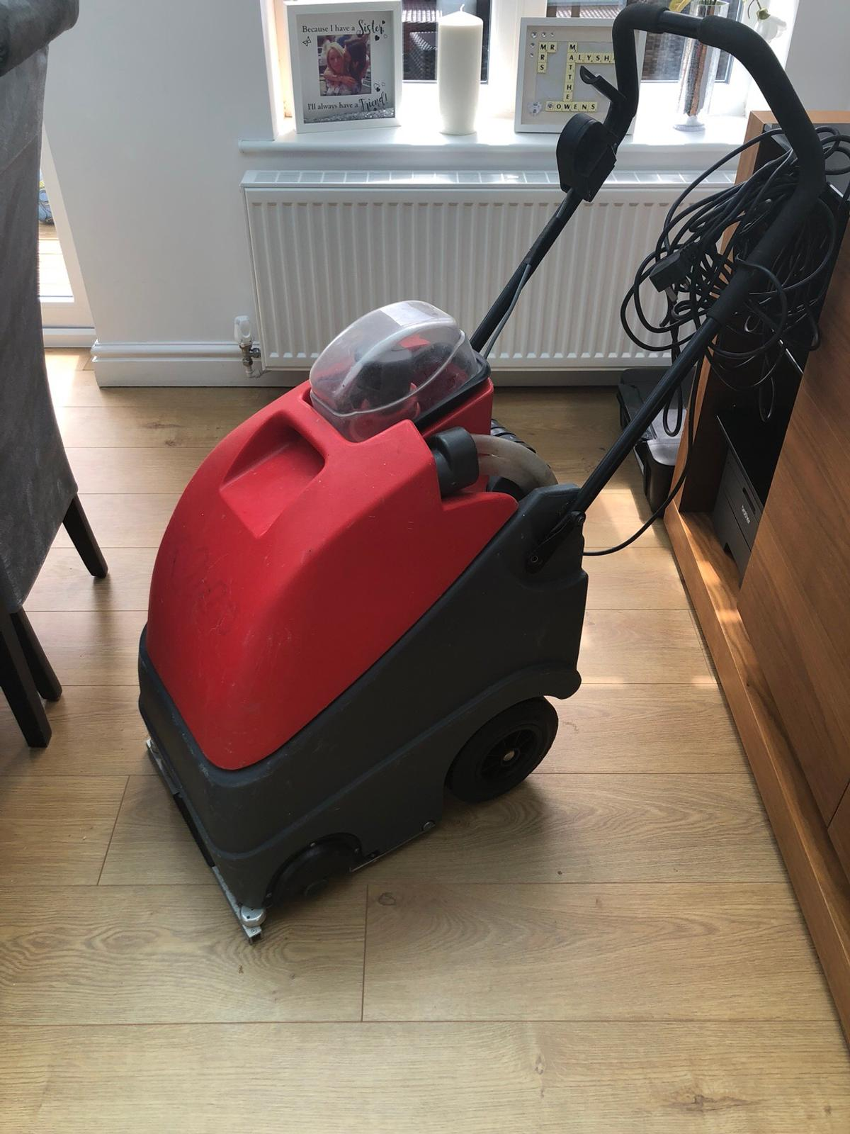 Victor Sx15 Carpet Cleaning Machine In Np12 Blackwood For