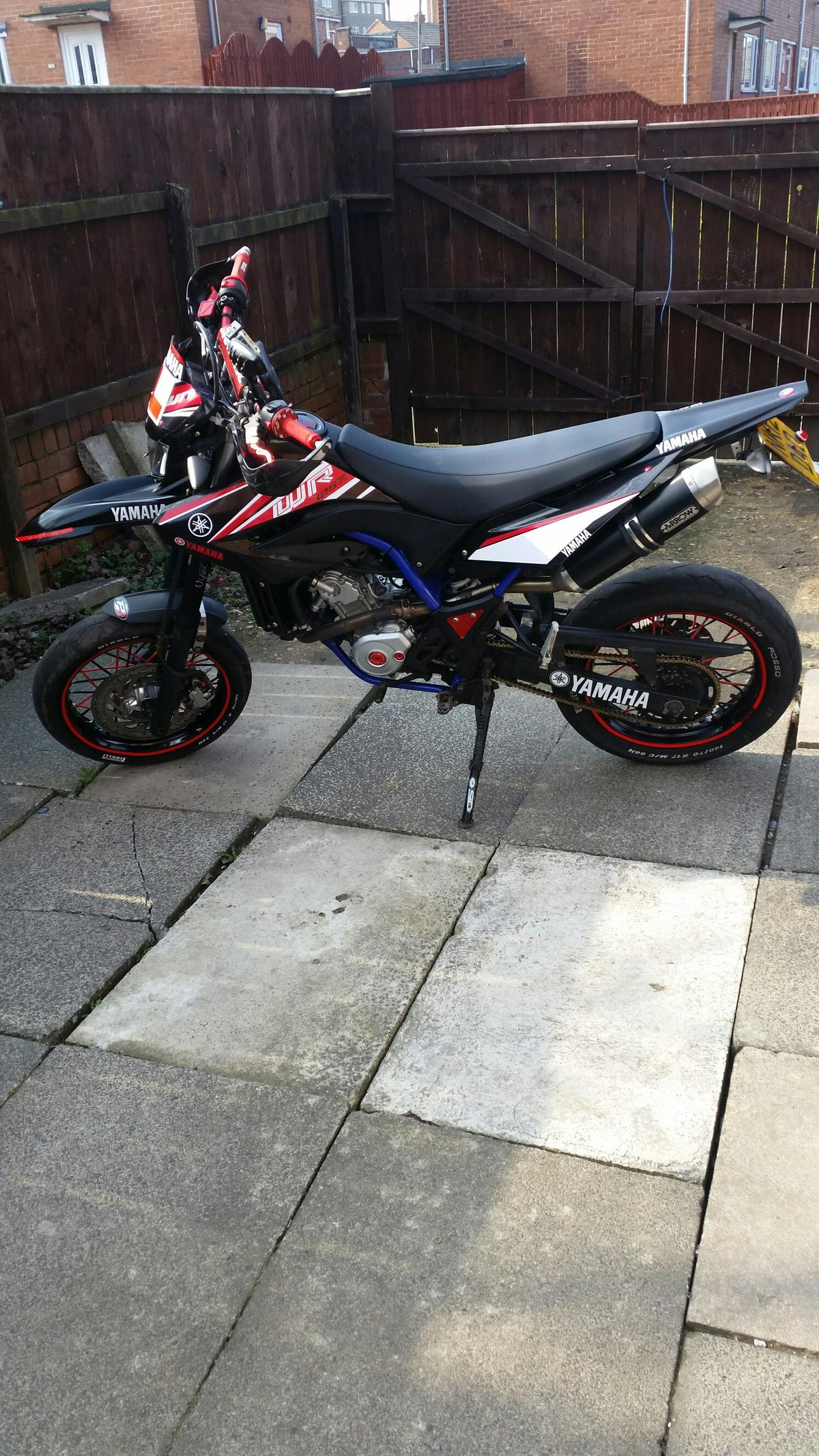 2012 yamaha wr125x in Gateshead for £1,950 00 for sale - Shpock
