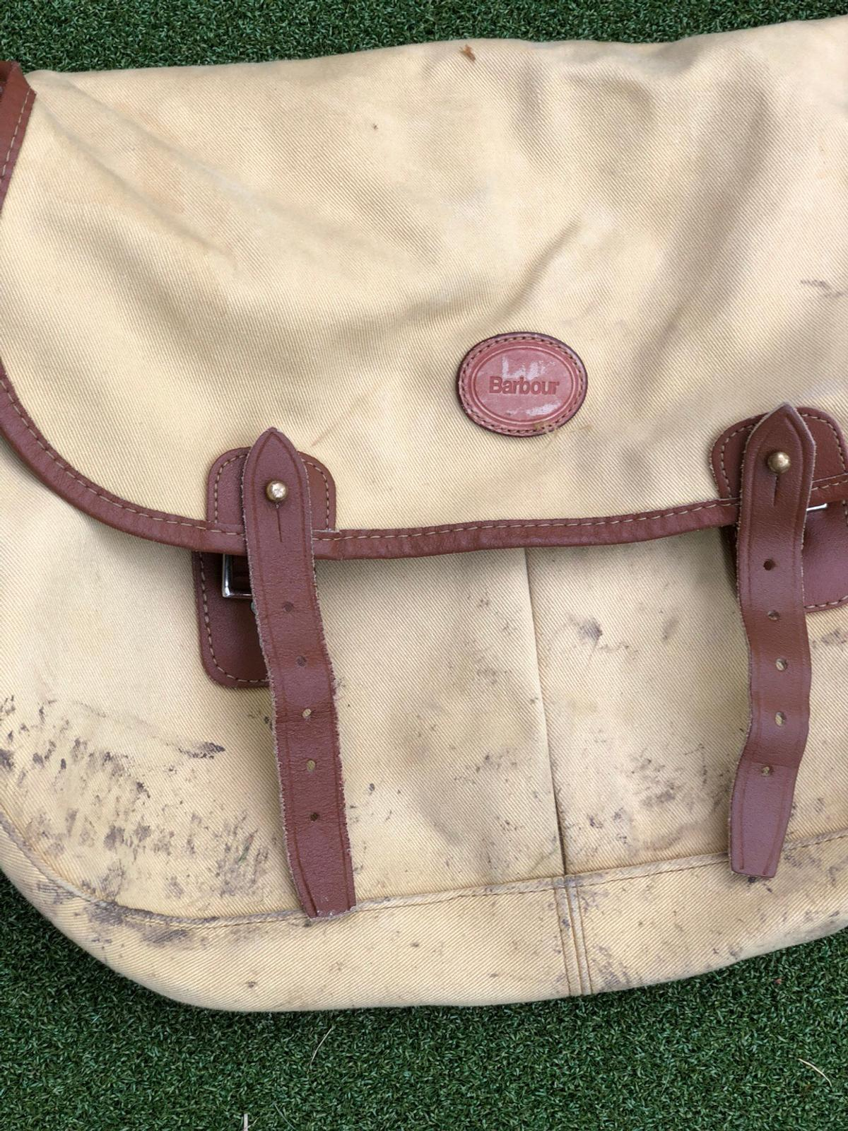 torr Pegs Faktura  Barbour game bag in CB23 Cambridgeshire for £10.00 for sale | Shpock