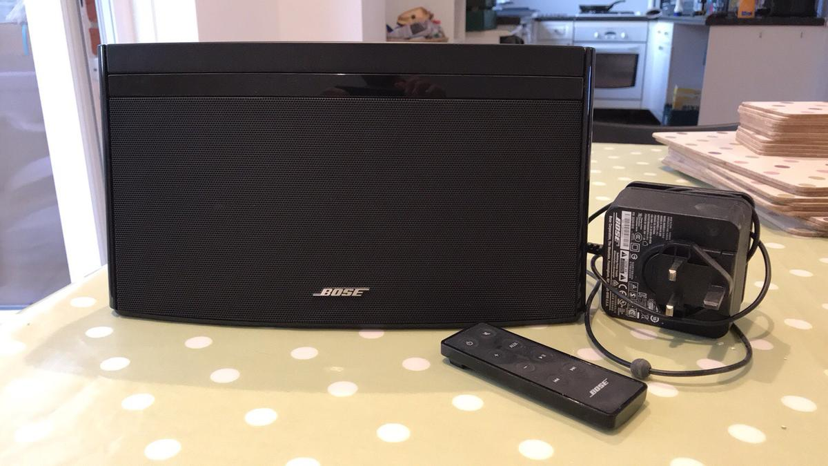 Bose Soundlink Air Music System Speaker