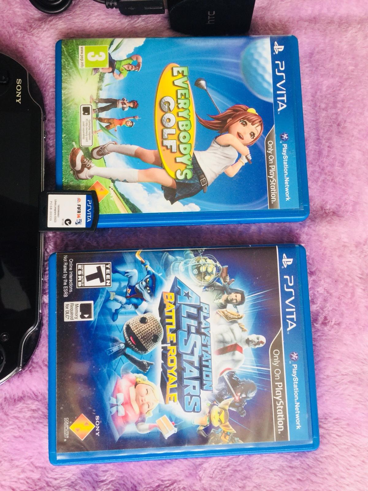 Sony ps vita with games in B32 Birmingham for £75 00 for