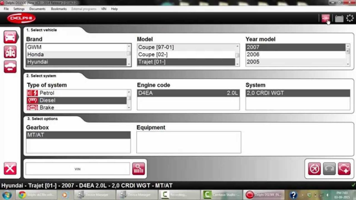 Car diagnostic tool Wow Wurth Delphi R3 in CV3 Coventry für