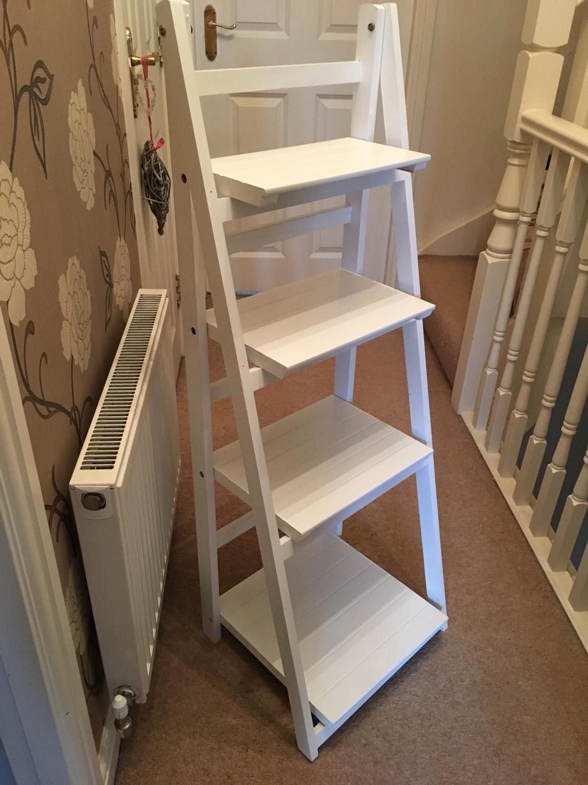 White Ladder Display Wedding Decor In S66 Rotherham For 20 00 For Sale Shpock