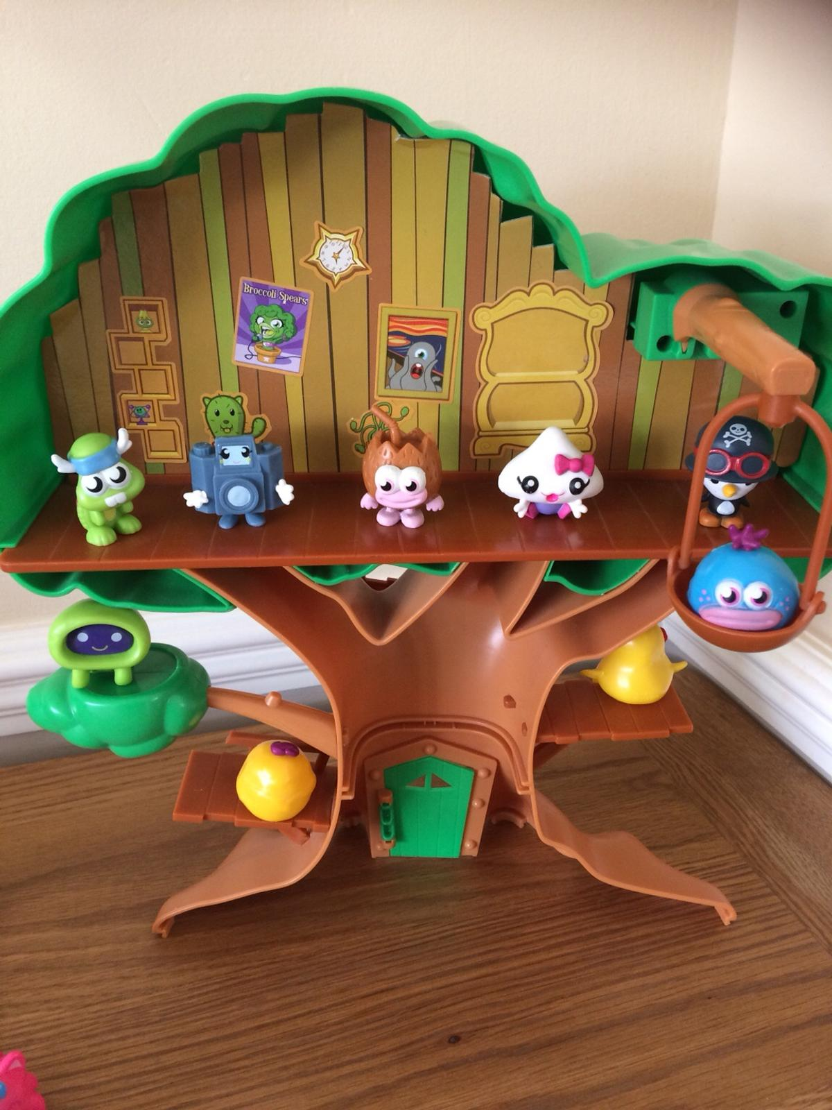Moshi Monster Treehouse 45 Moshi Monsters In B75 Birmingham For 10 00 For Sale Shpock