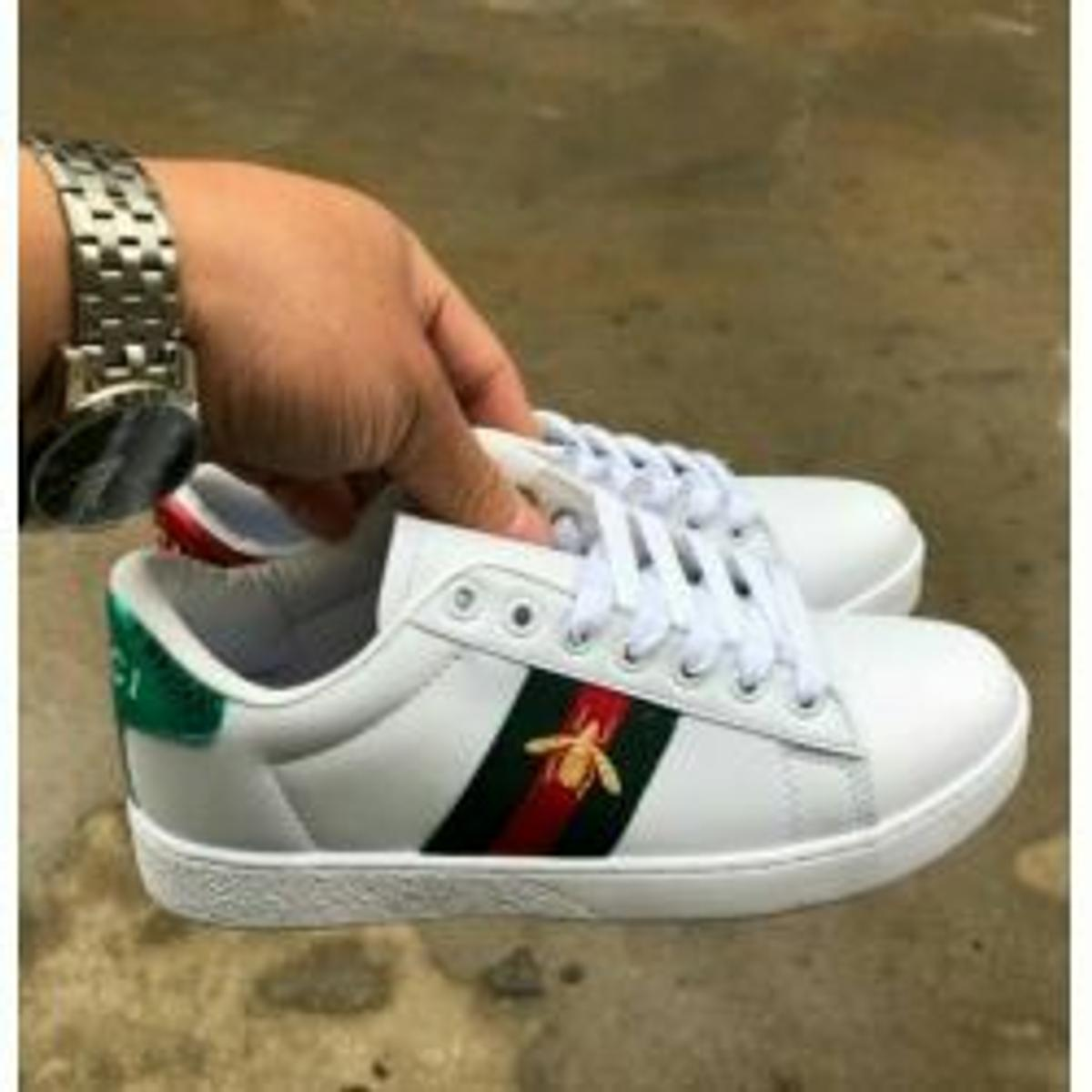 739f0abe5aaf Gucci sneakers size 6 . brand new! in Manchester for £55.00 for sale ...