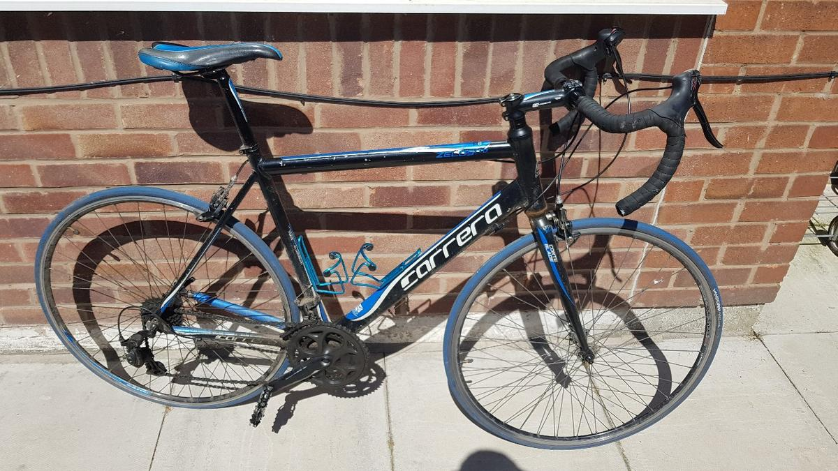 1d7b56bef6f Carrera zelos racing bike in M1 Manchester for £70.00 for sale - Shpock