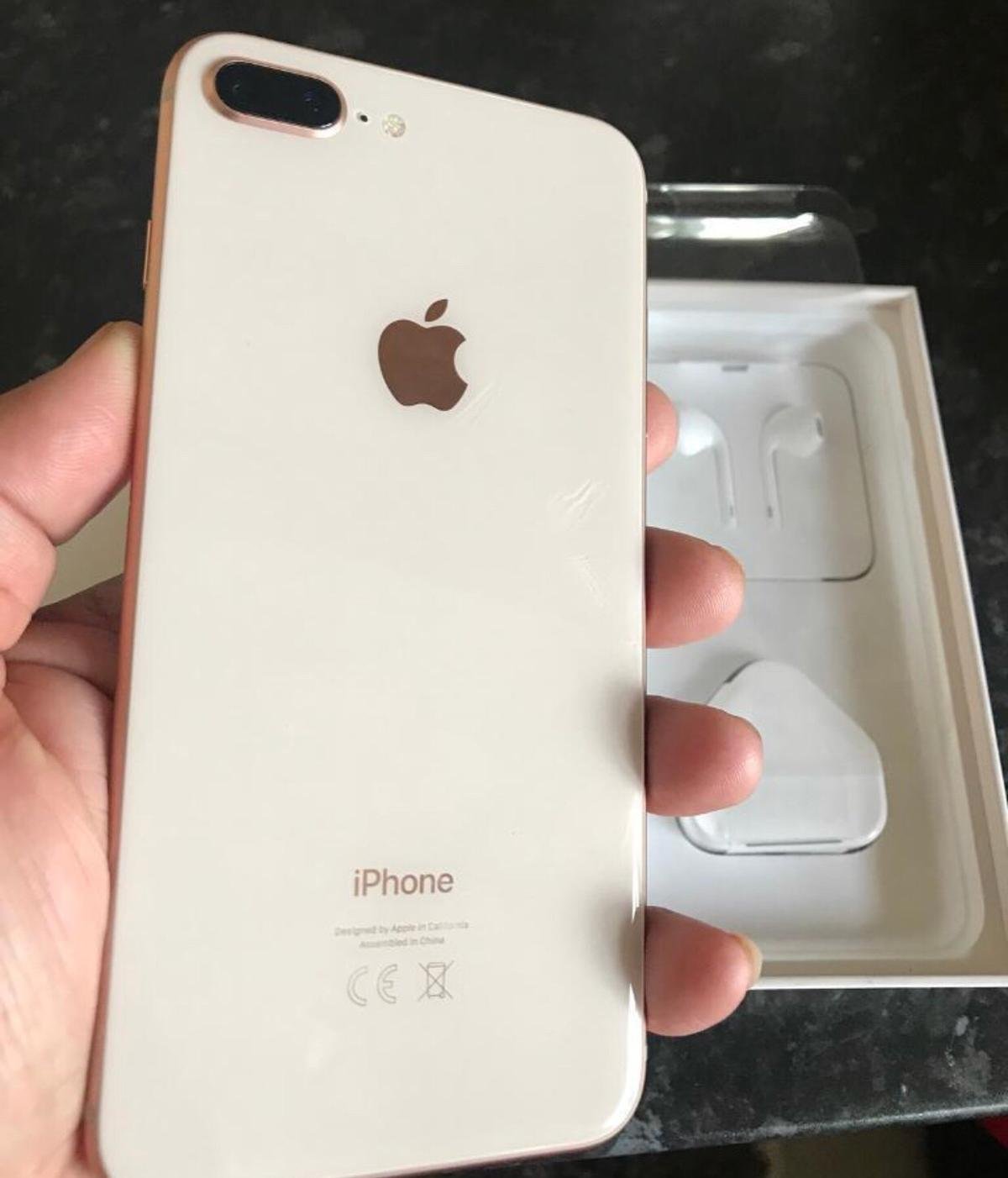 56b836cb4f9a Iphone 8 plus 64gb rose gold in W10 Westminster for £250.00 for sale ...