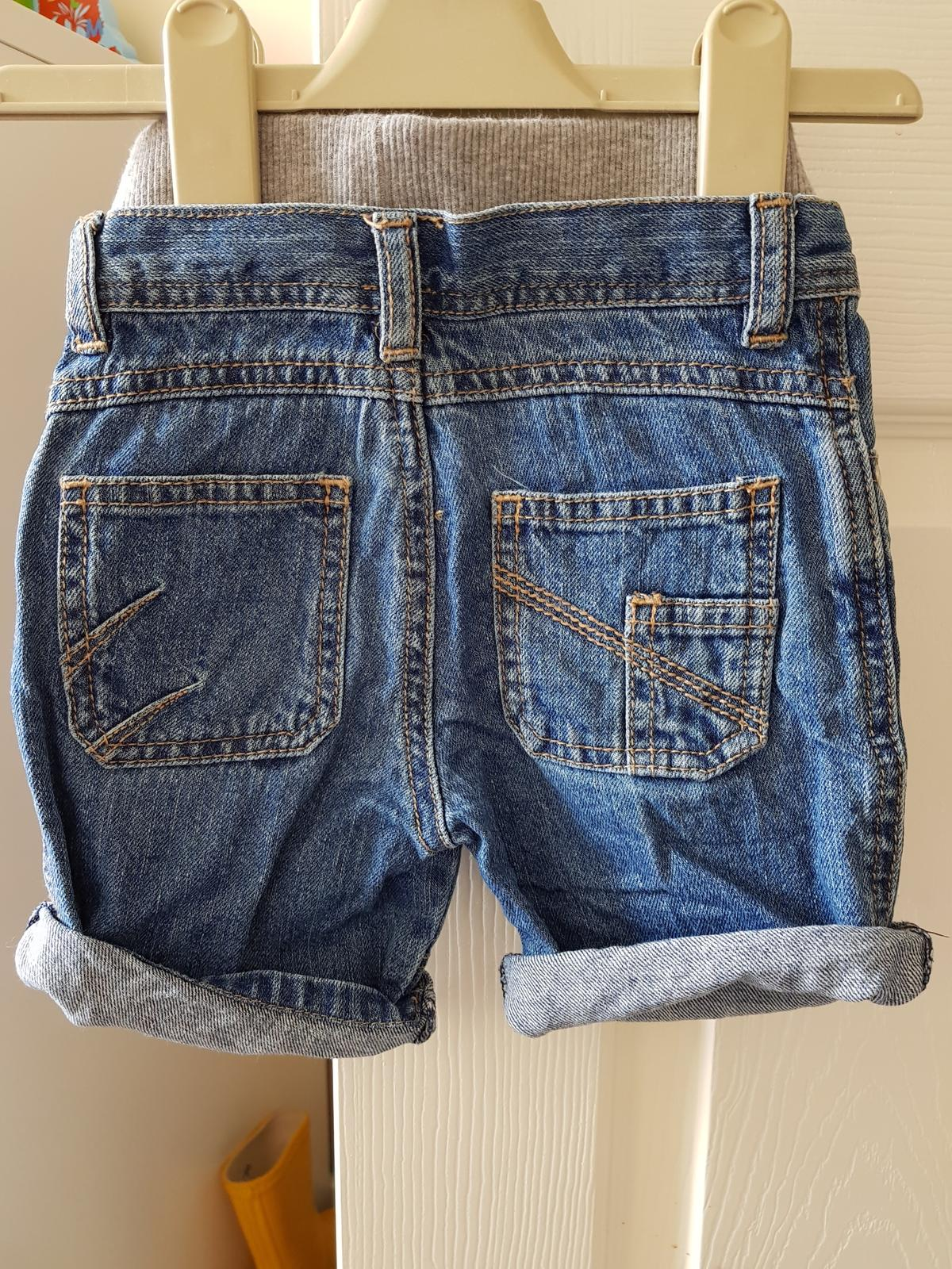 6e0ce5015 Mothrrcare boys denim shorts 9-12 months in LE4 Birstall for £4.50 ...