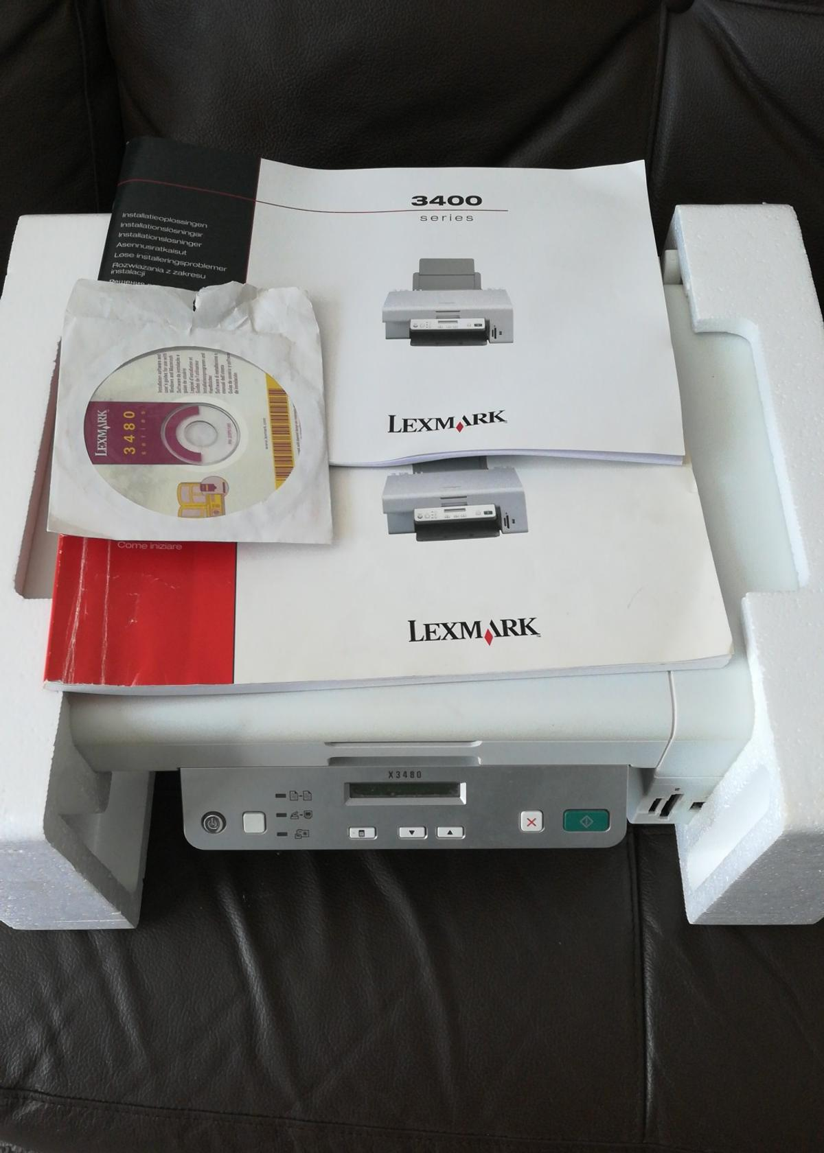 LEXMARK 3400 SERIES 64BIT DRIVER DOWNLOAD