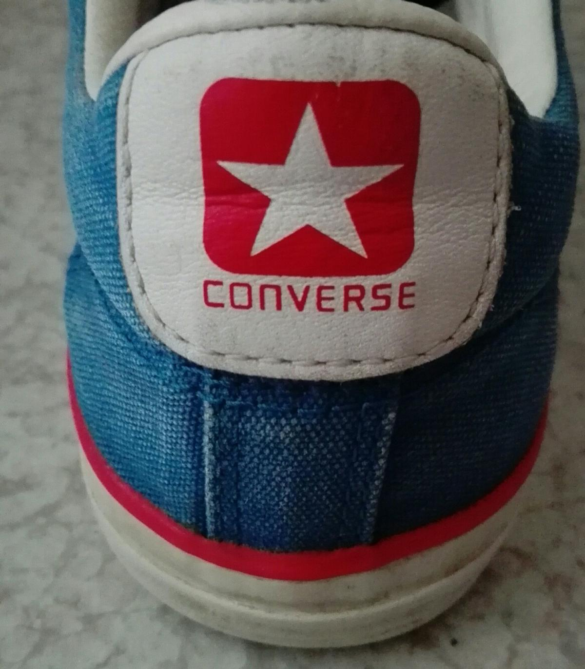 converse all star bambino strappi