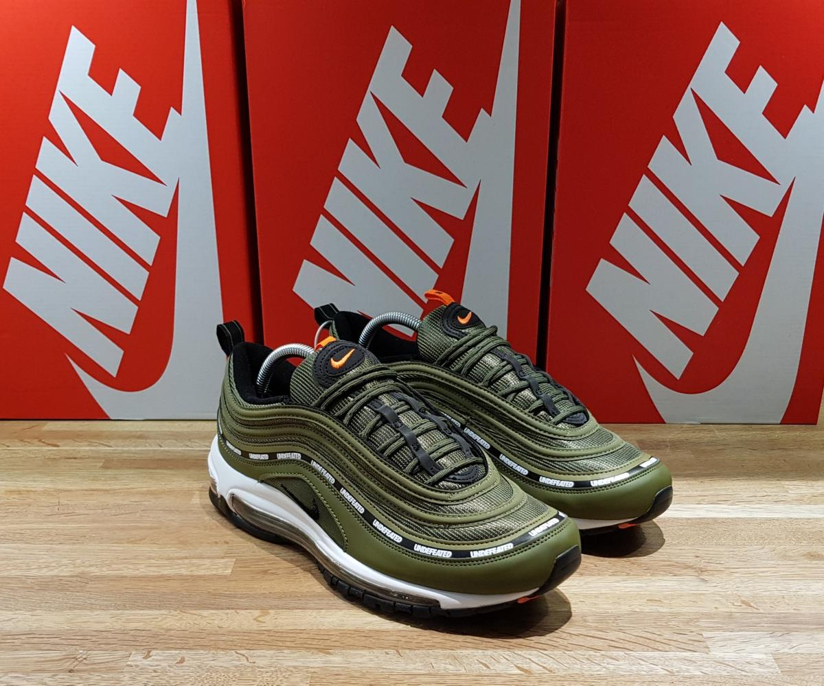 Nike Air Max 97 undefeated Olive green in St Albans for