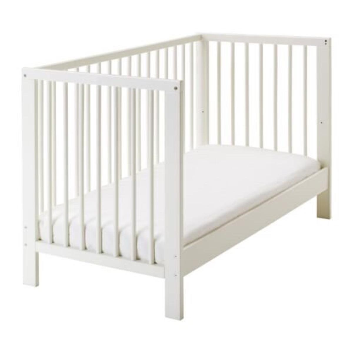 Ikea Gulliver Cot Bed With As New Mattress In Bn14 Worthing For 25 00 Shpock
