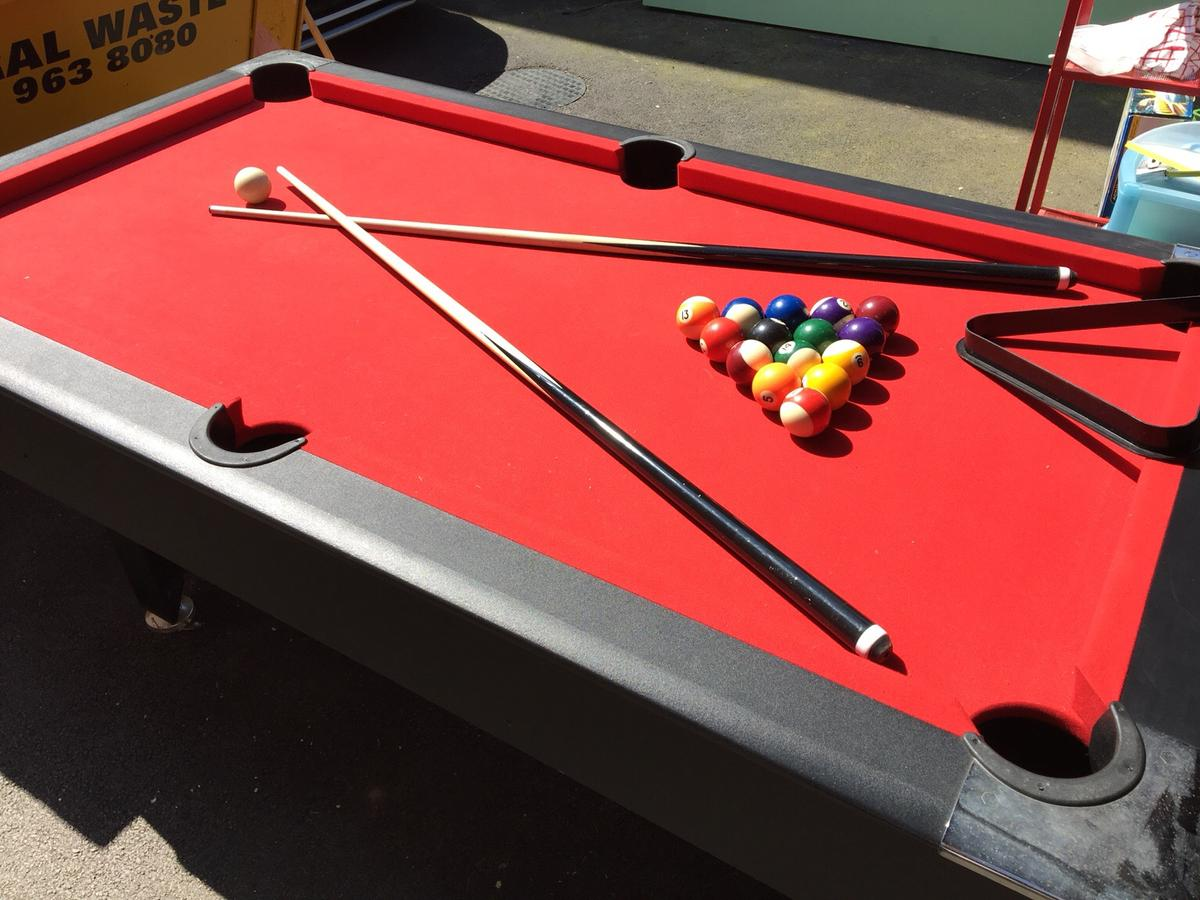 Kids Pool Table Great Condition! LOWER PRICE In Rushcliffe ...
