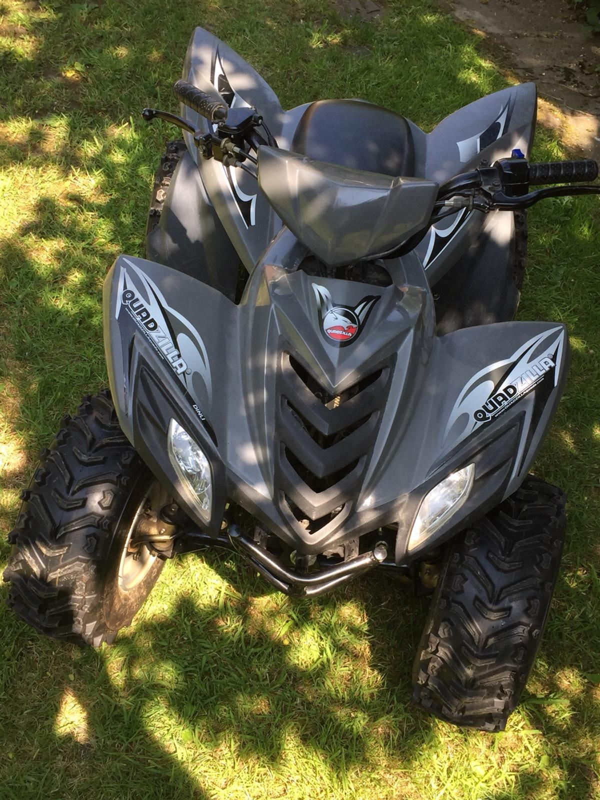 Quadzilla zr 50 in BD14 Bradford for £395 00 for sale - Shpock