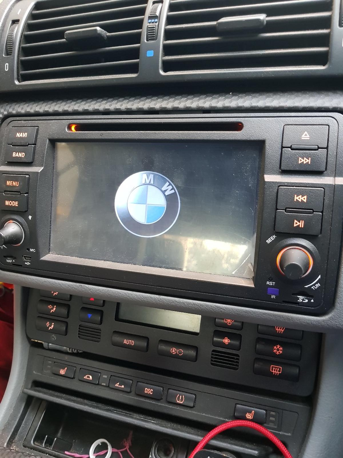 BMW E46 Android Head Unit in E7 London Borough of Newham for £165 00