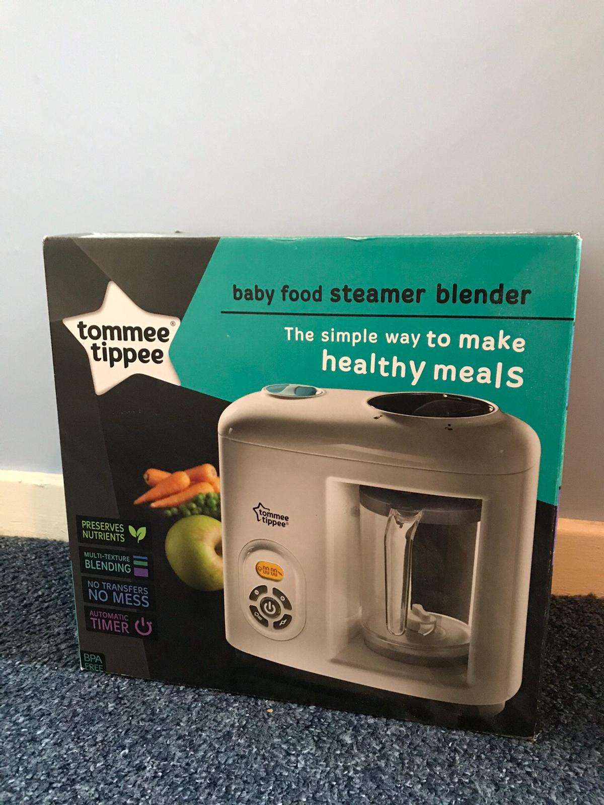 Tommee Tippee Steamer And Food Blender