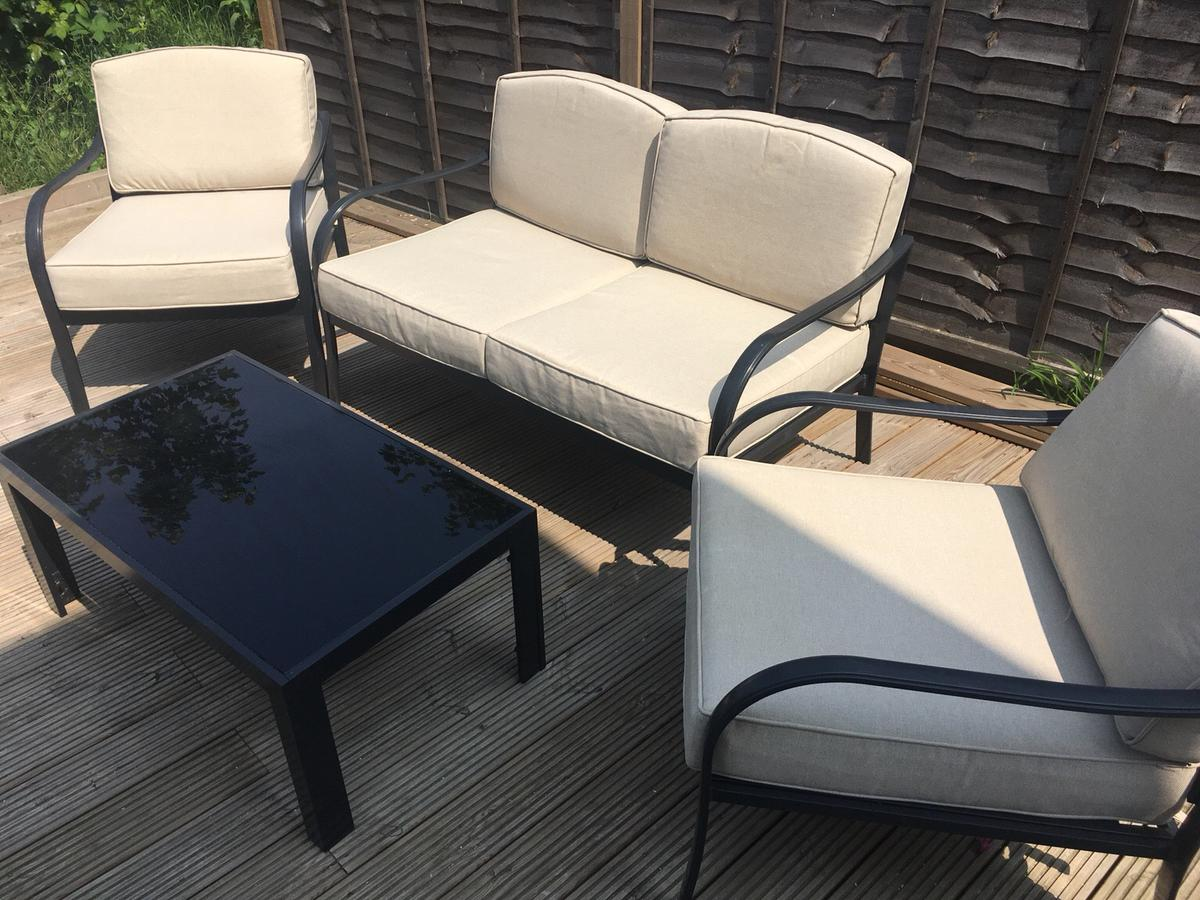 Asda Haversham Garden Patio Sofa Set in DA7 Bexley for £780.7 for