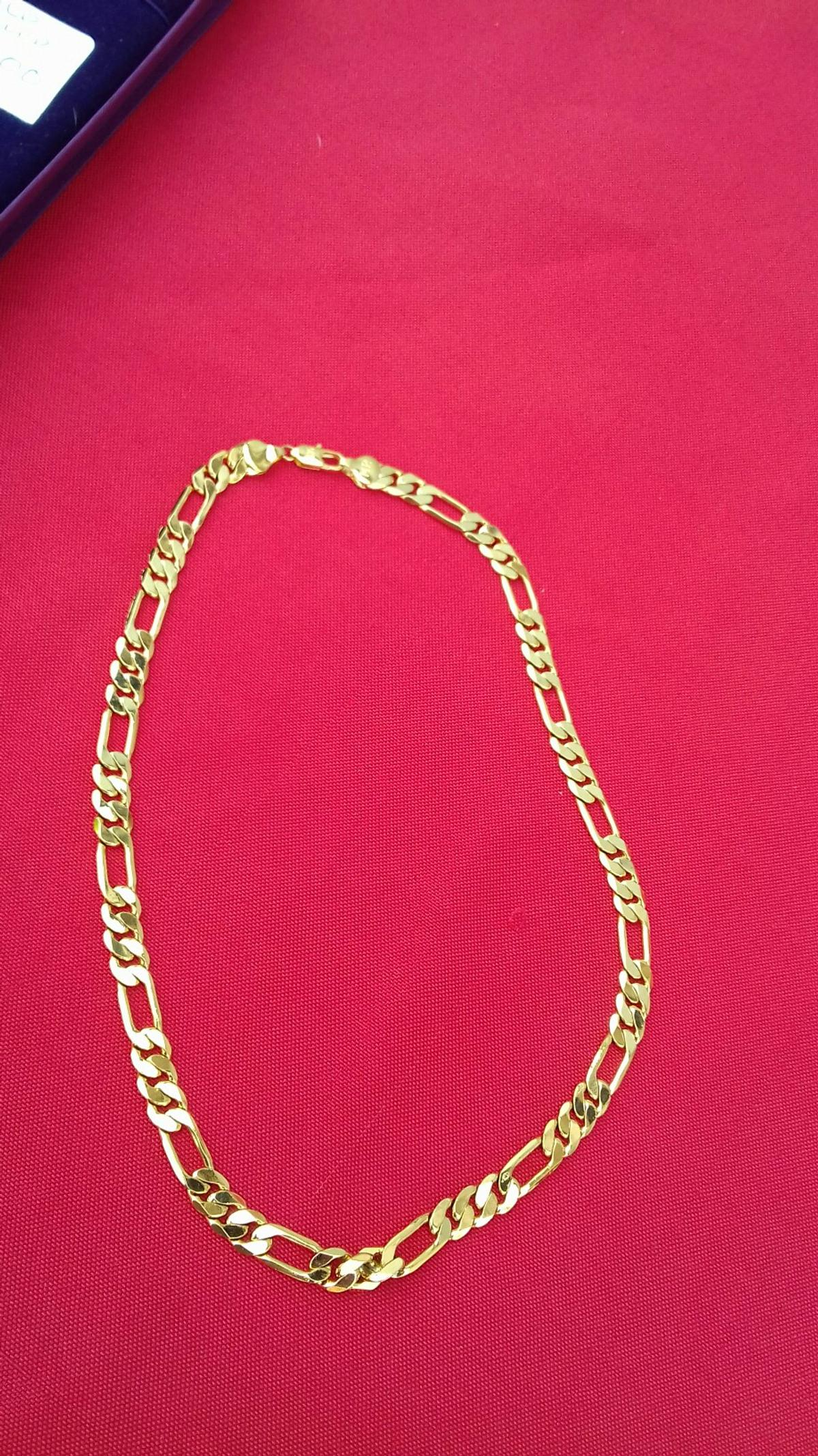 New Mens Gold Filled Costume Necklace In Po2 Portsmouth For 15 00