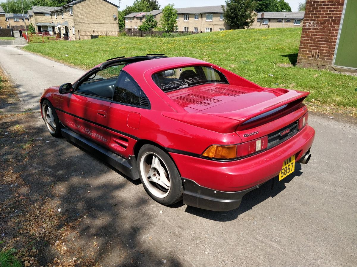 Toyota Mr2 Jap Import In Wigan For 700 00 For Sale Shpock