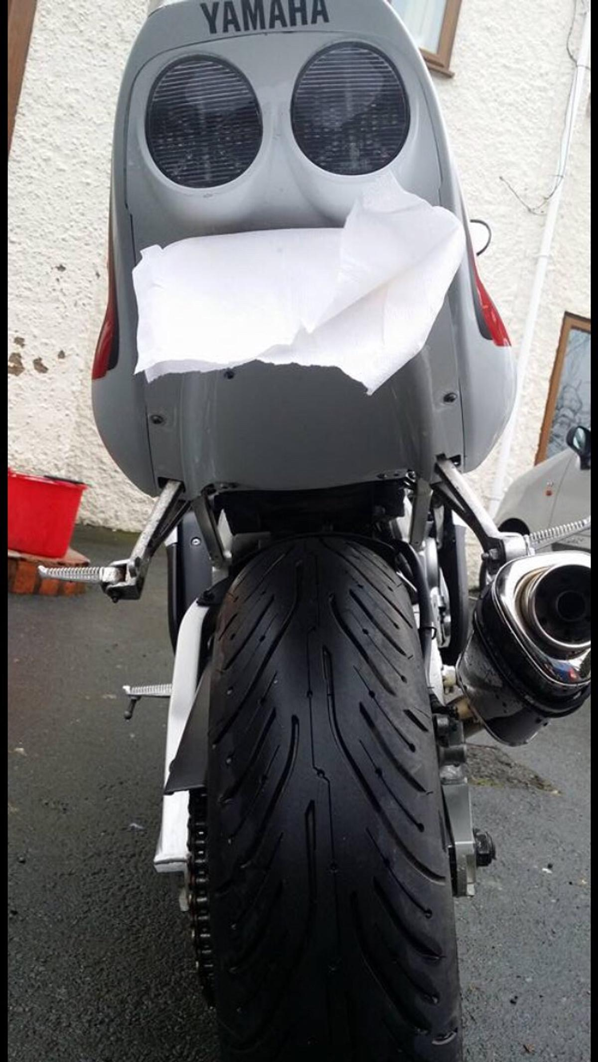 Yamaha R6 in WR2 Hills for £2,100 00 for sale - Shpock