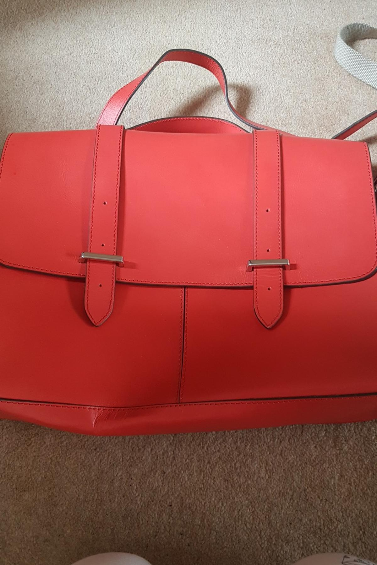 2f37aa97479 Clarks leather satchel in HD2 Kirklees for £10.00 for sale - Shpock