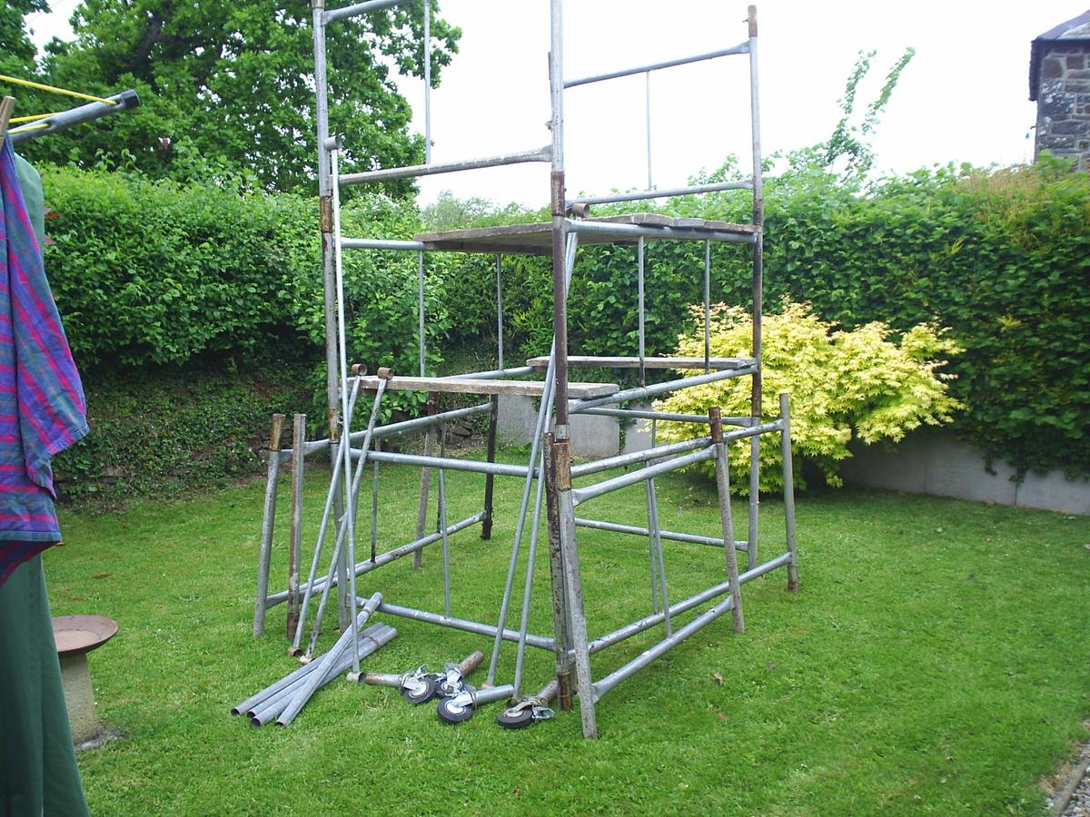 Tower Scaffold in Mid Devon for £50.00