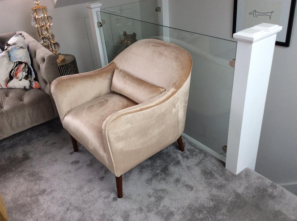 Enjoyable Accent Chair From Area Areastore Com Dailytribune Chair Design For Home Dailytribuneorg