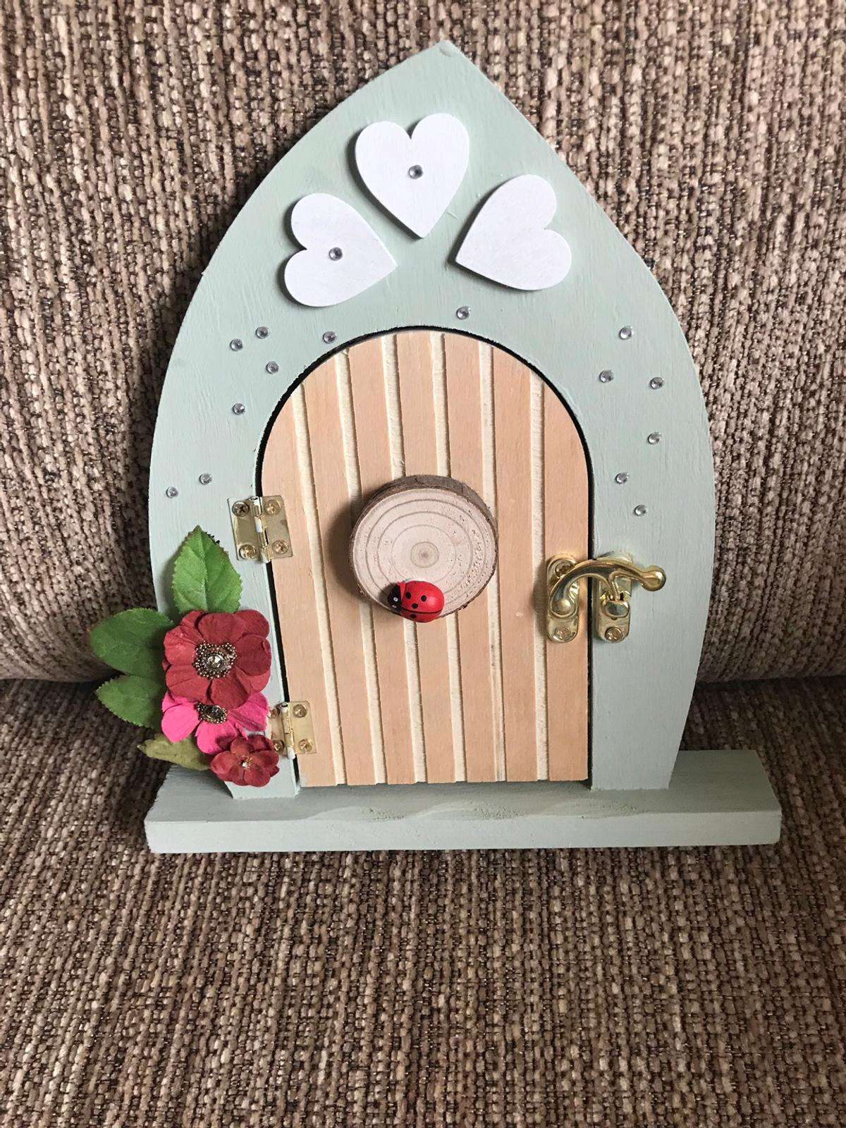Handmade fairy doors in Wolverhampton for £2 00 for sale