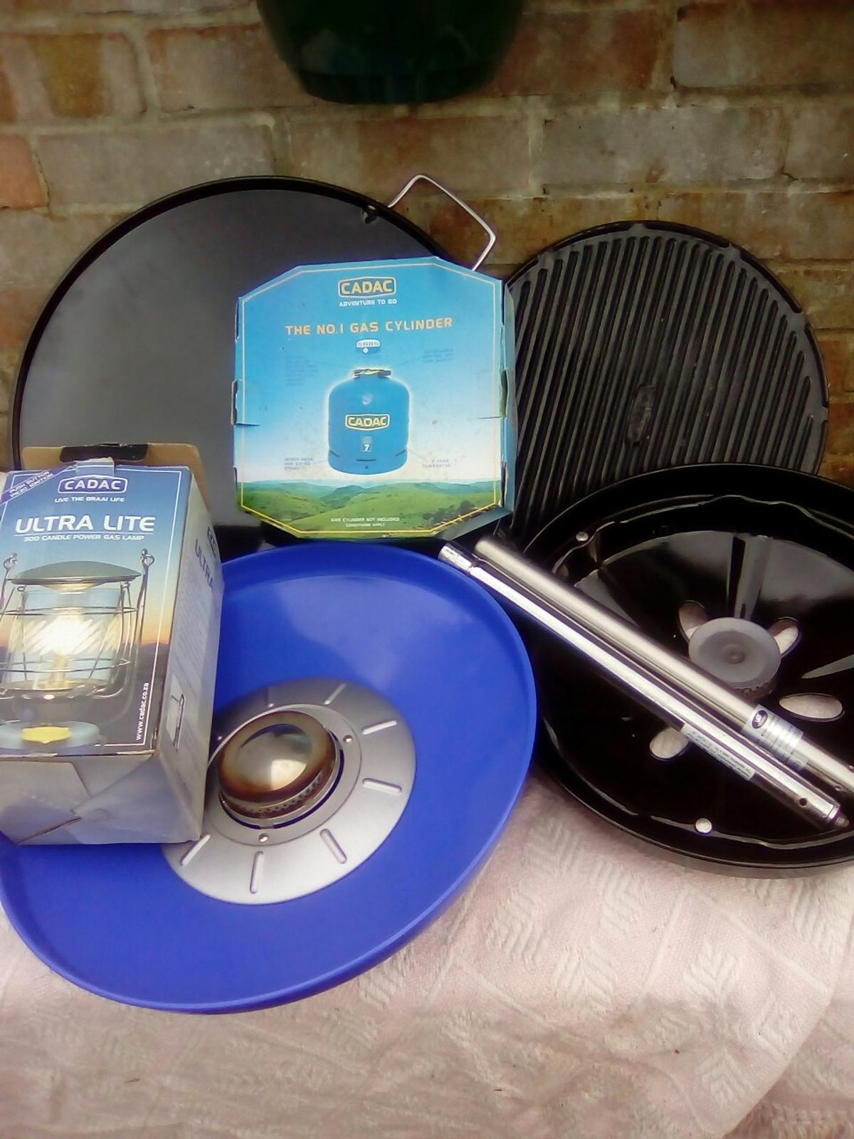 Cadac Adventure To Go.Cadac Camping Barbecue Stove Accessories In So18 Southampton For