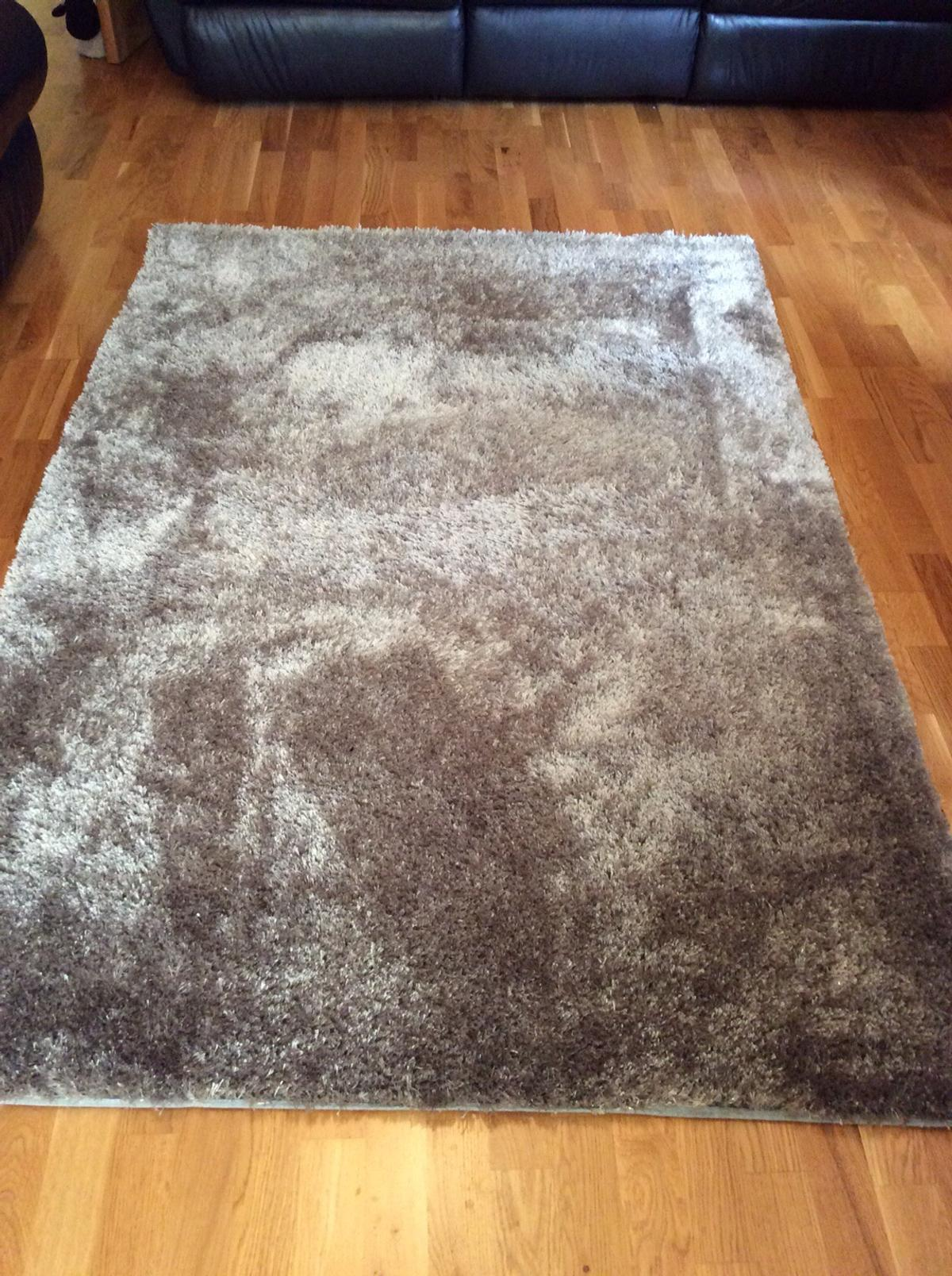 Grey Sparkle Rug In Wd25 Watford For