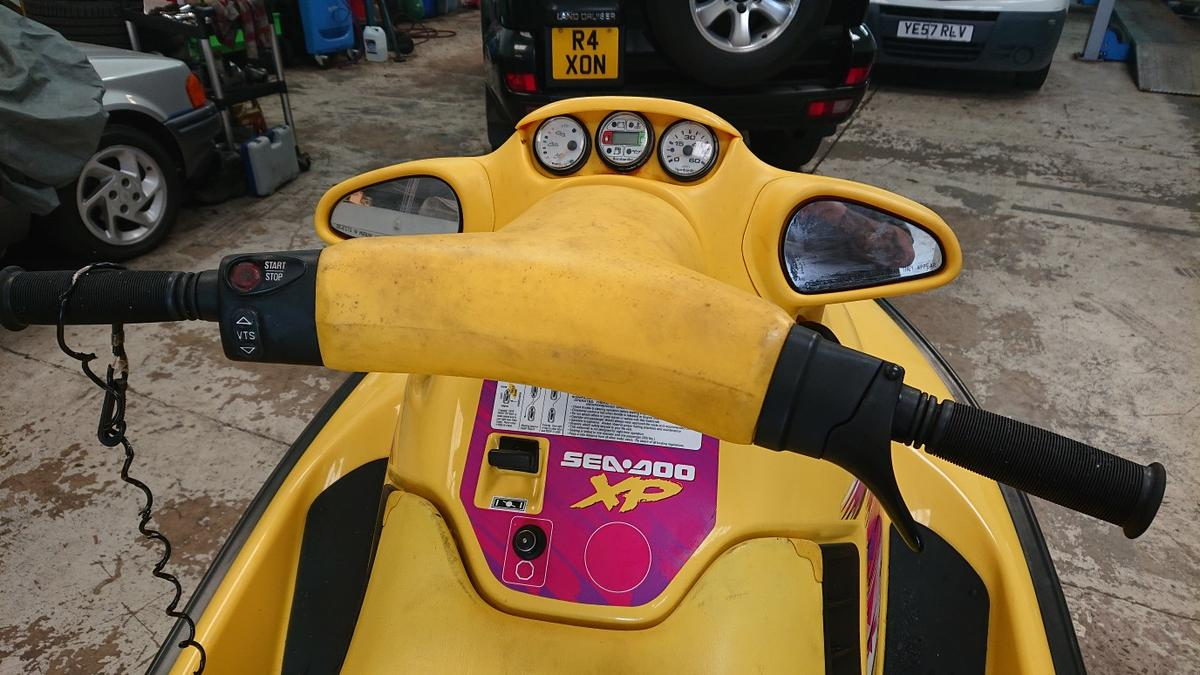 Seadoo XP 1996 800cc in Excellent Condition in M44 Trafford
