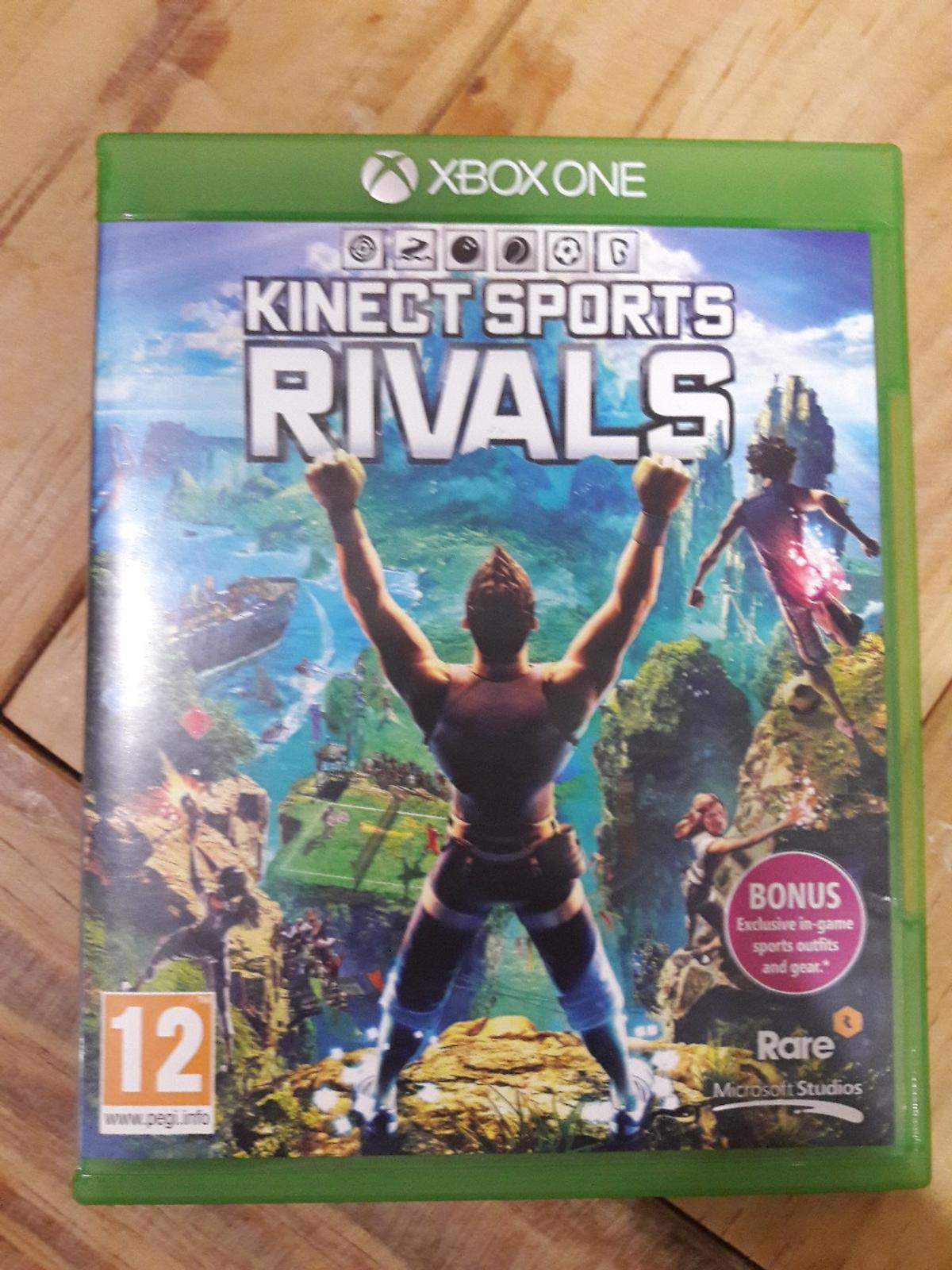 Xbox One - kinect Sports Rivals Game