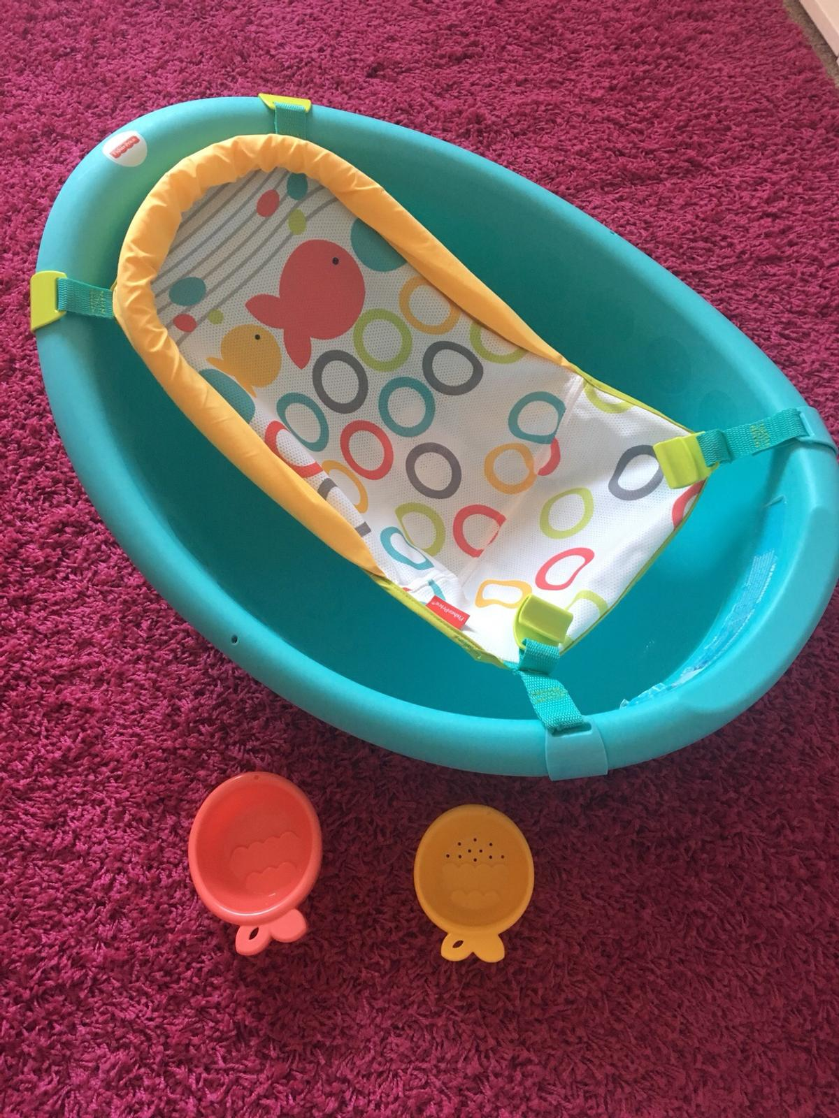 Fisher Price Rinse N Grow Baby Bath Tub In Gu11 Rushmoor For 12 00 For Sale Shpock