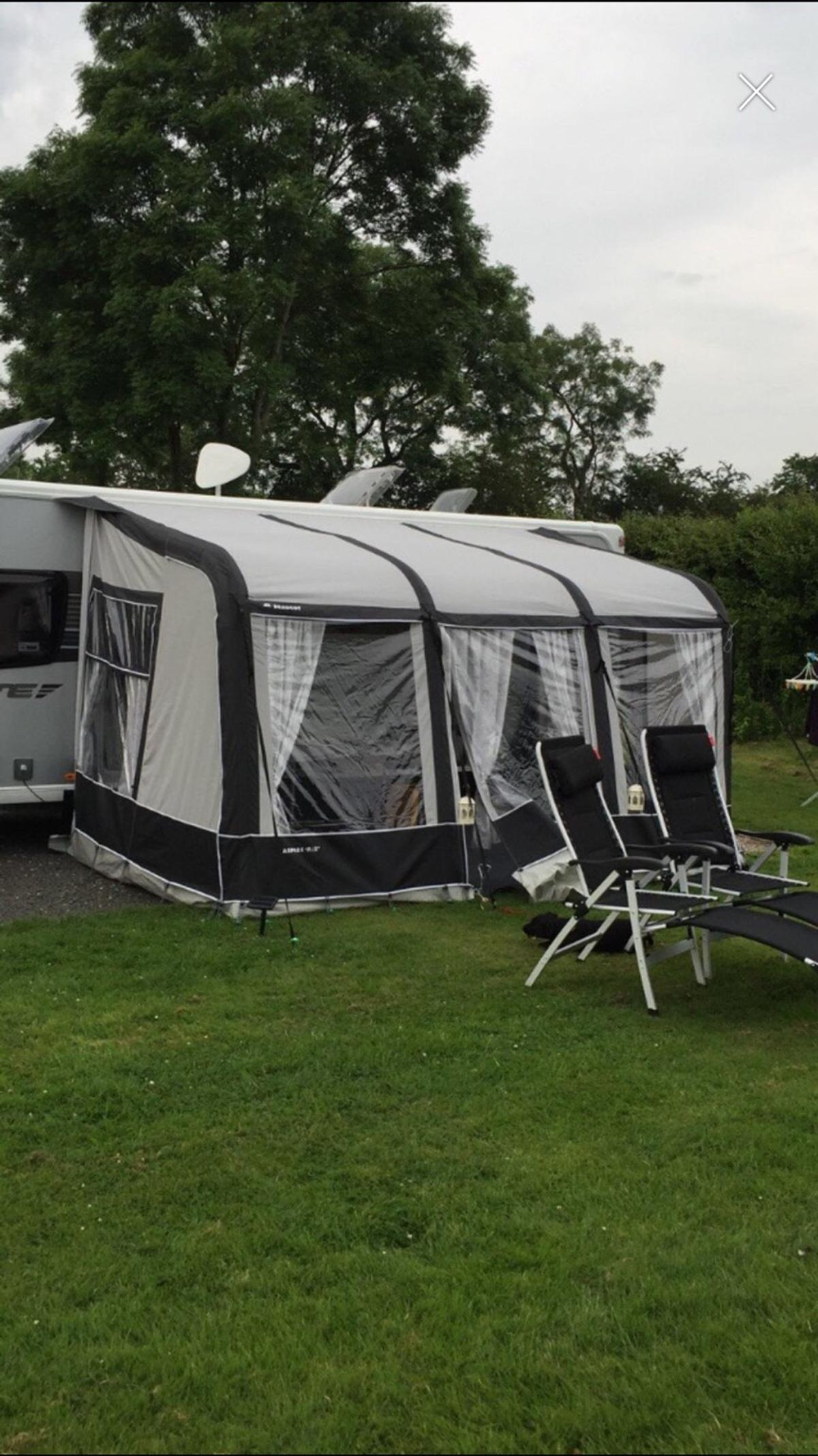 Bradcot Air Aspire 390 Awning In Wakefield For 390 00 For Sale Shpock