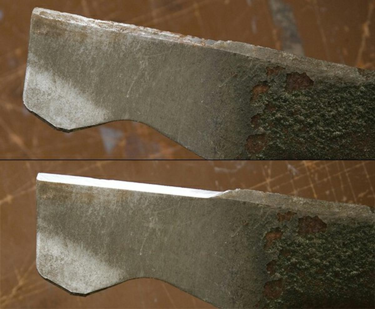Lawn Mower Blades Sharpening In Newark And Sherwood For 5 00 For Sale Shpock
