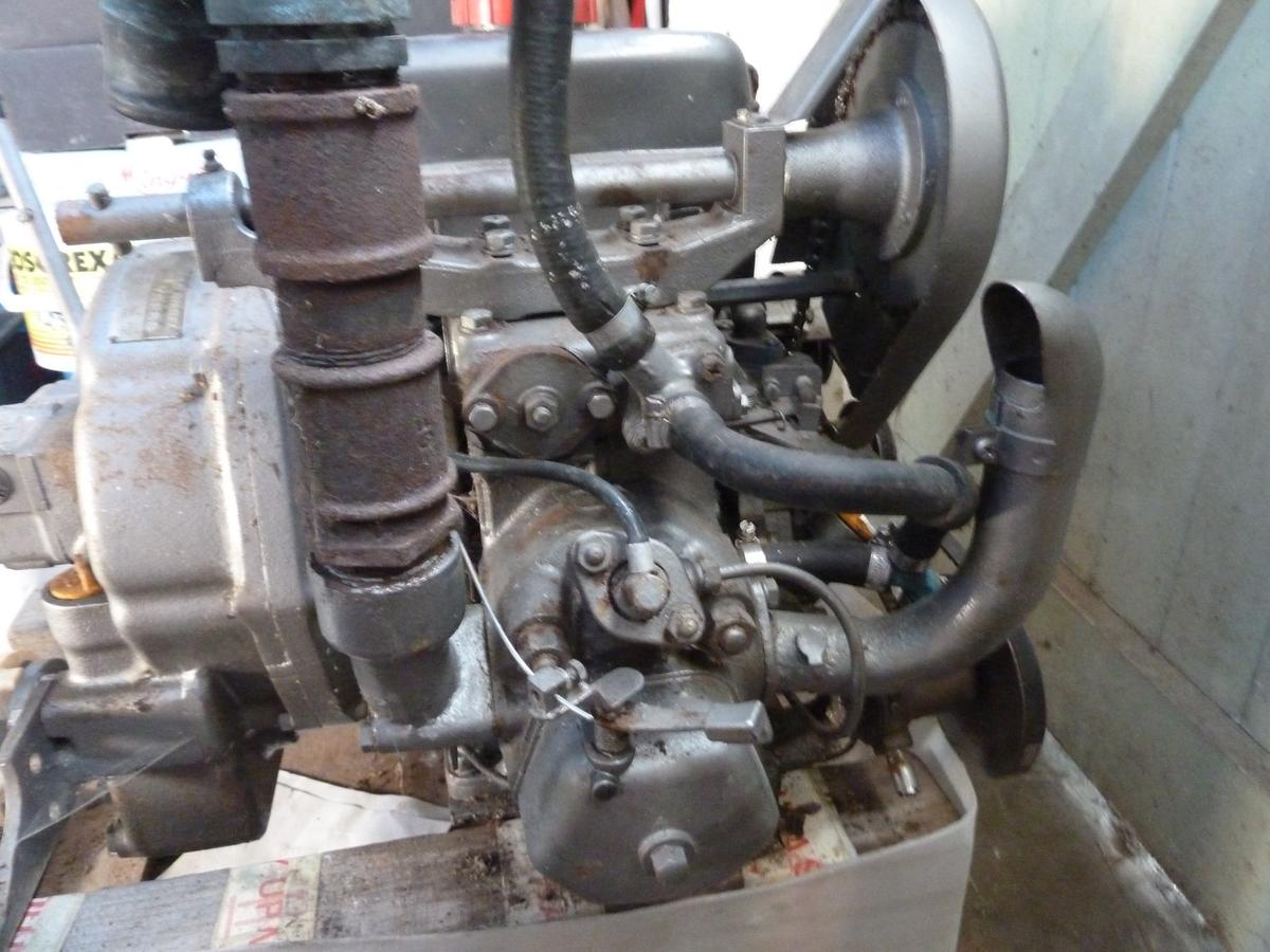 Boat engine yanma diesel yse8g in PO18 Chichester for £750 00 for